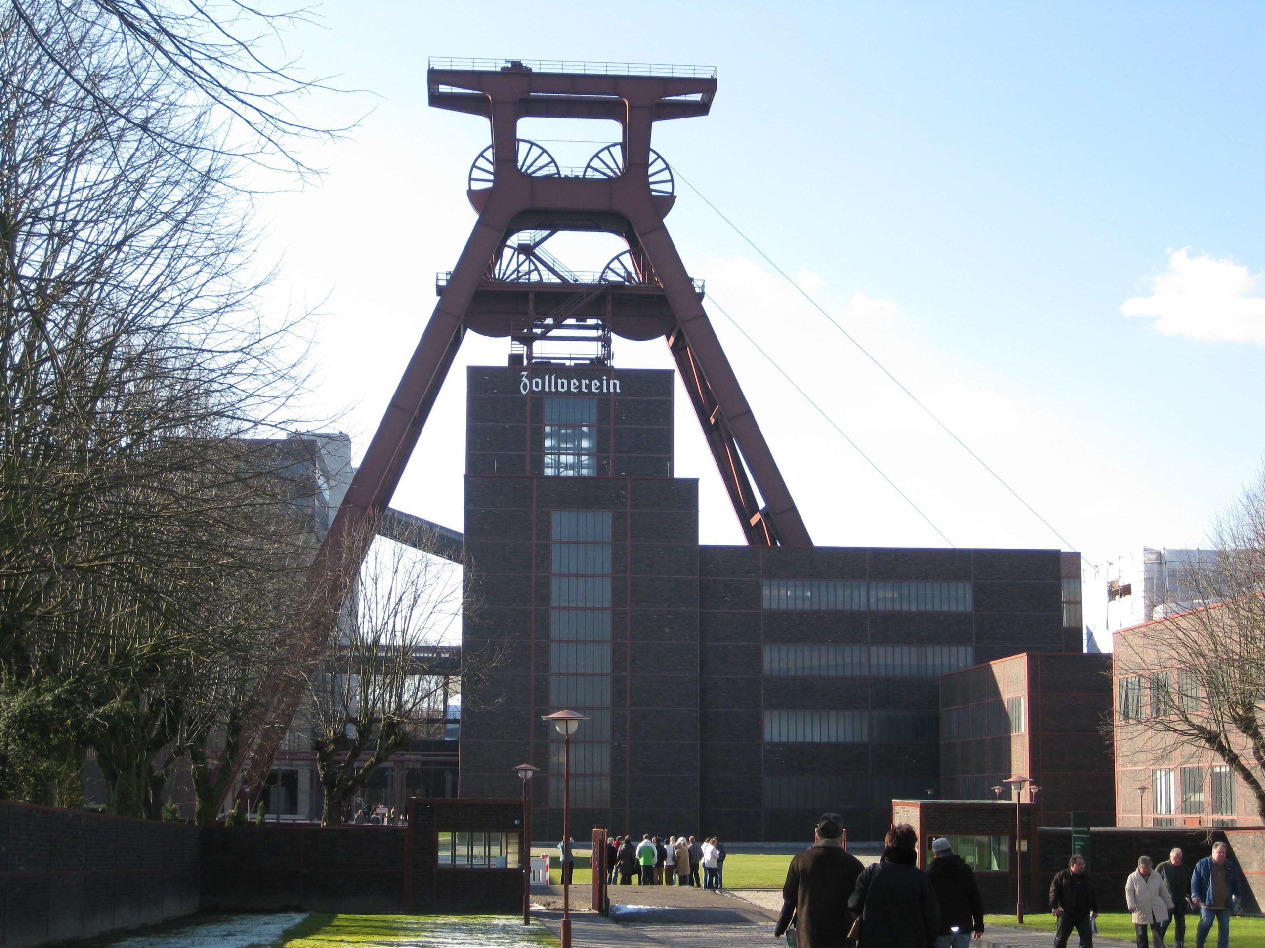 The Ruhr Industrial Area – Germany