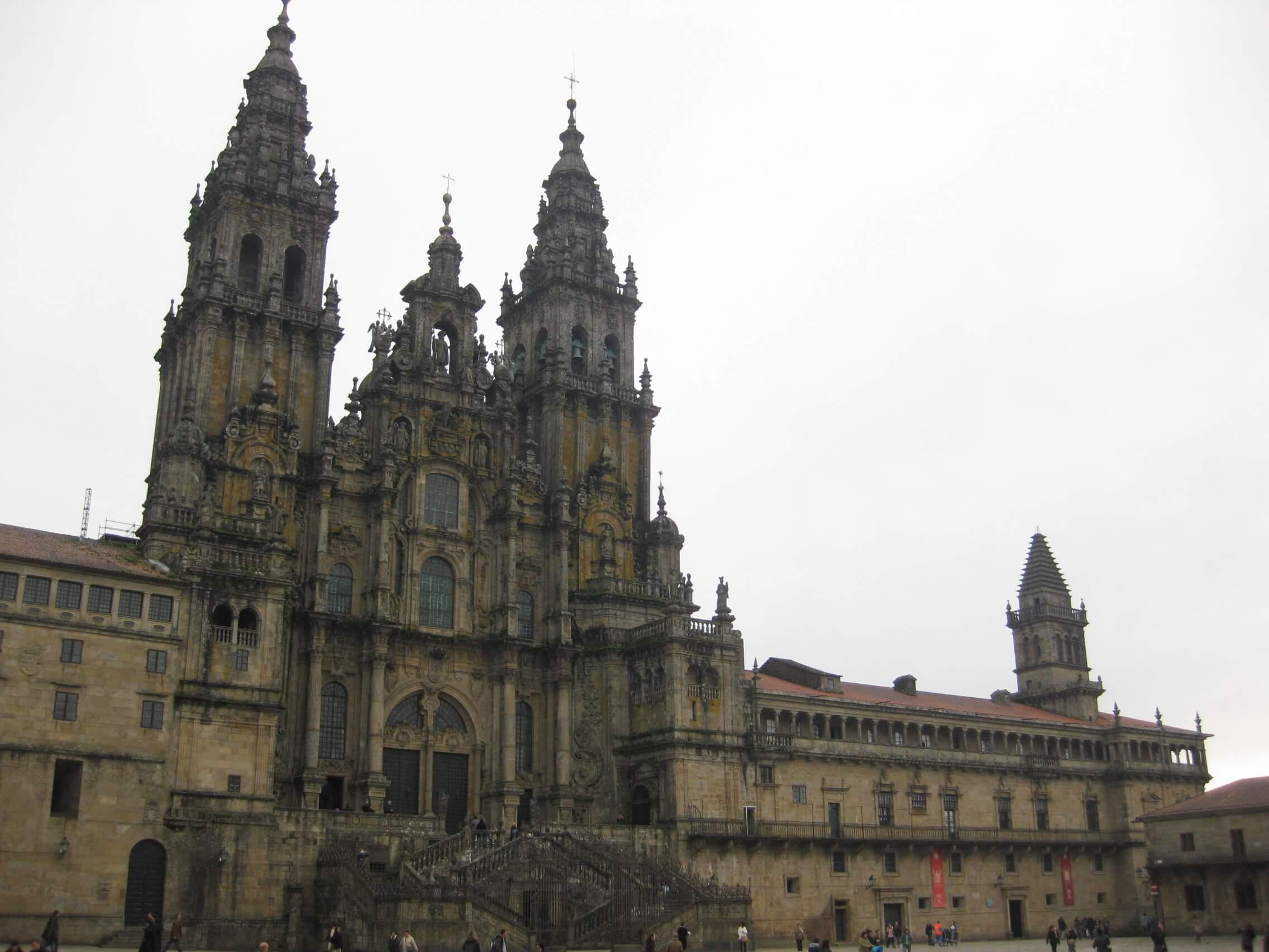 Santiago de Compostela – Spain