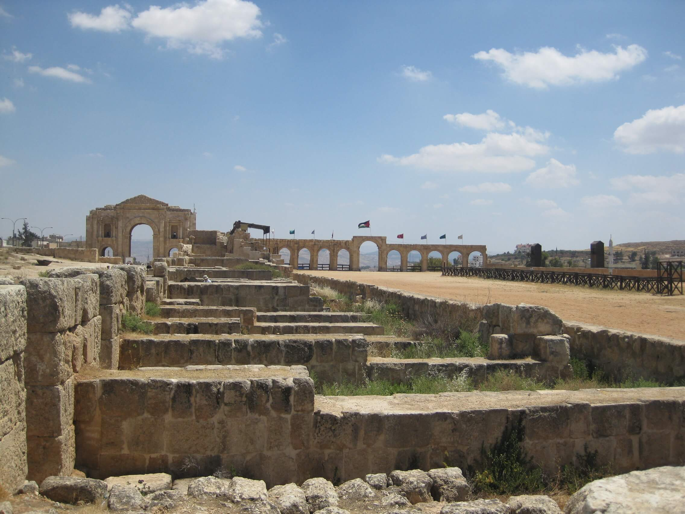 Jerash – Jordan