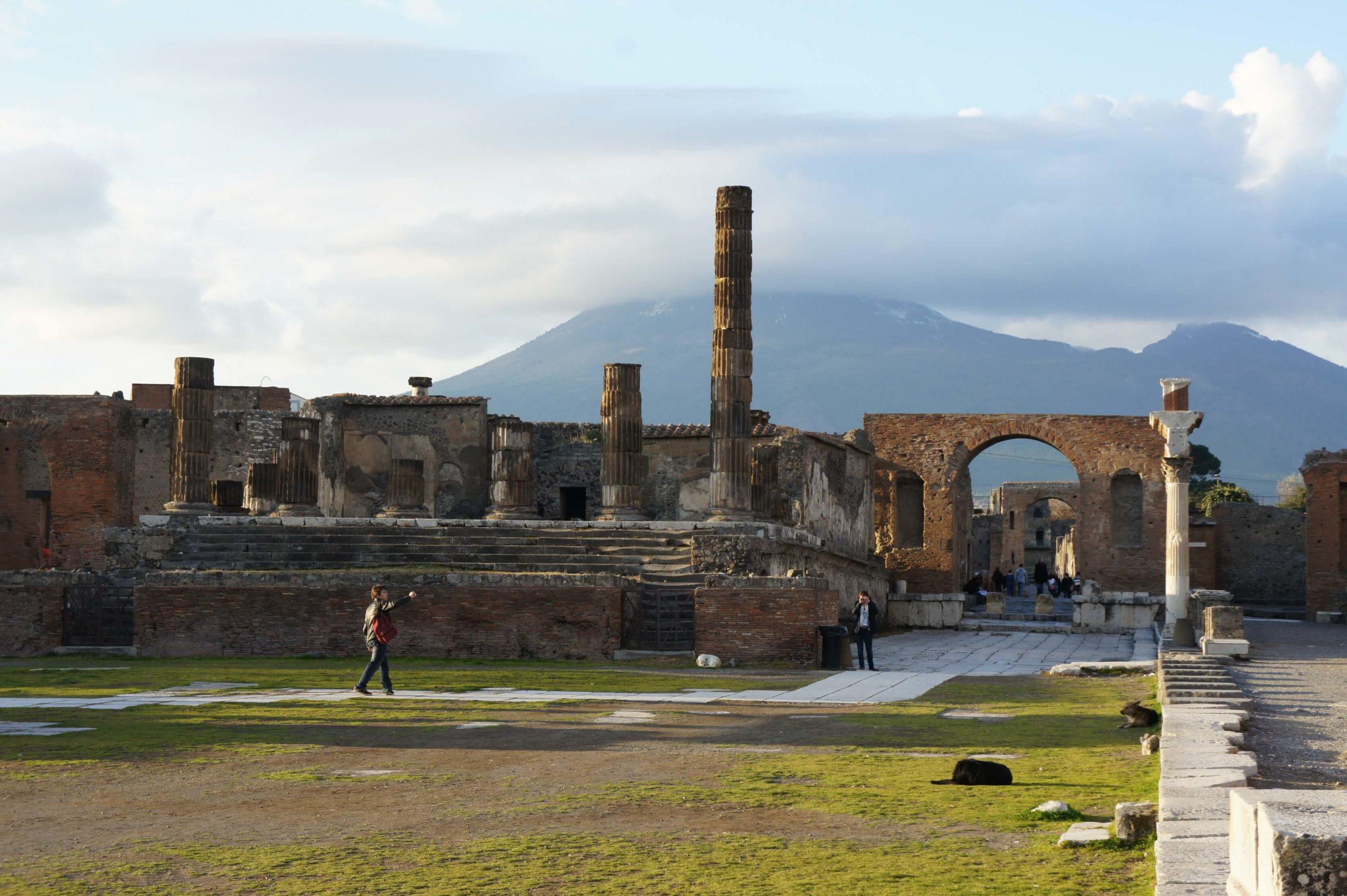 Pompeii – Italy