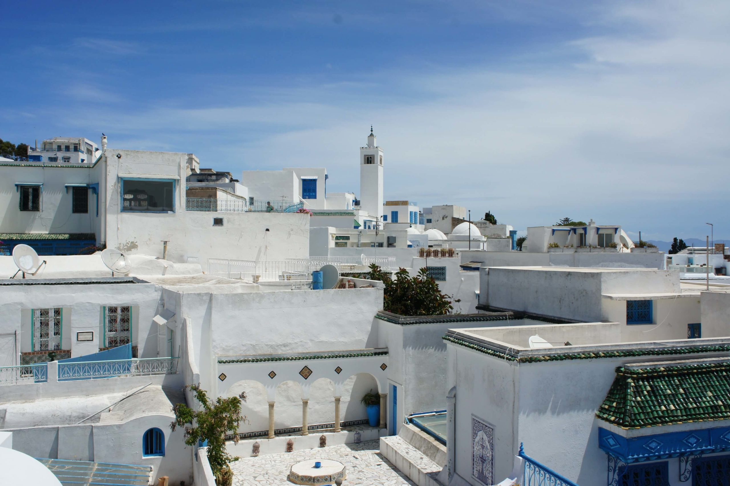 Tunis, Carthage and Sidi Bou Said – Tunisia
