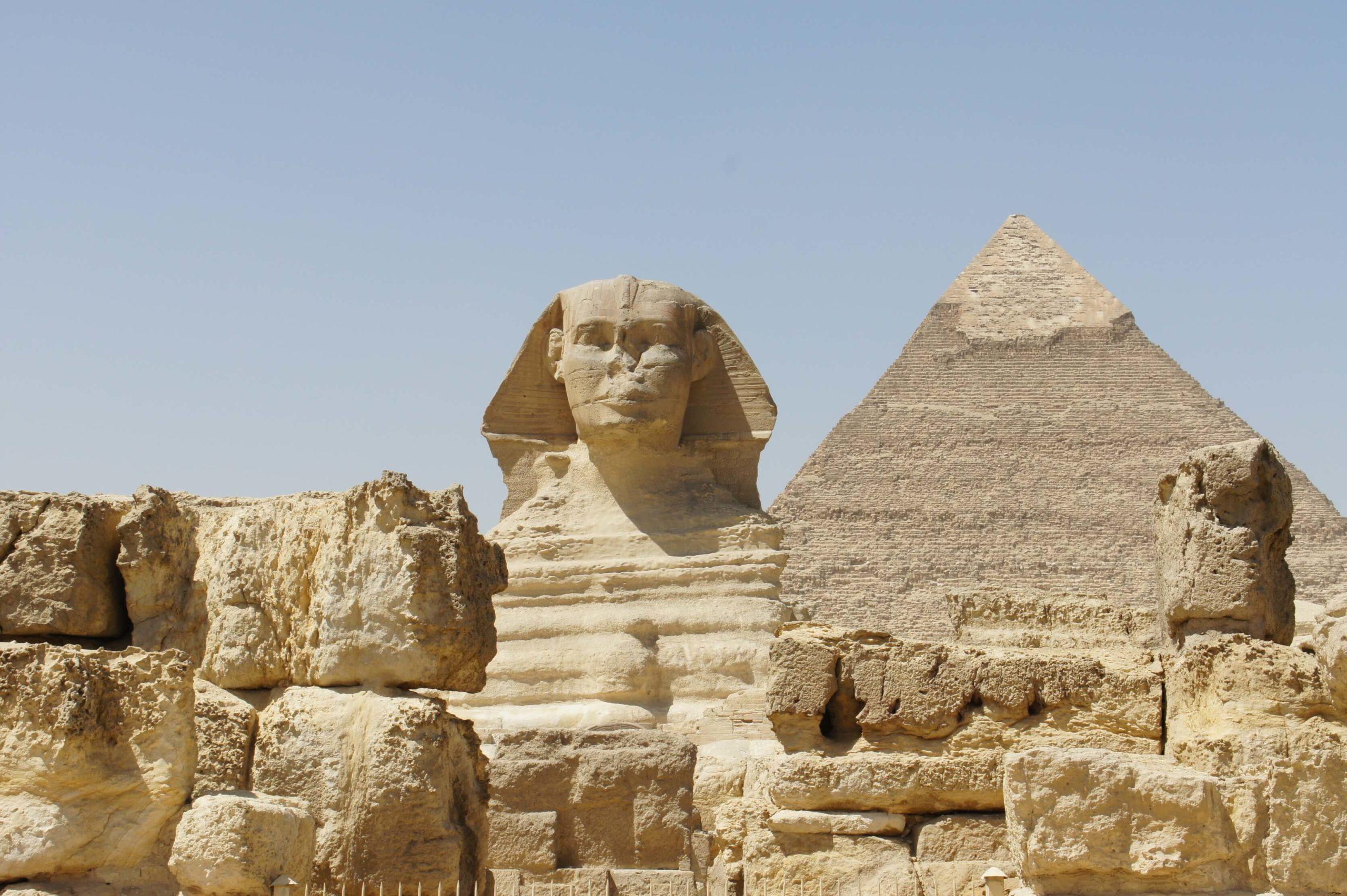 Giza, Saqqara and Dahshur – Egypt