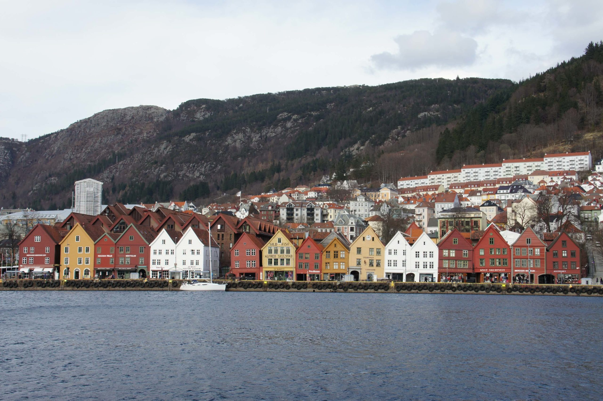 Bergen and the Fjords – Norway