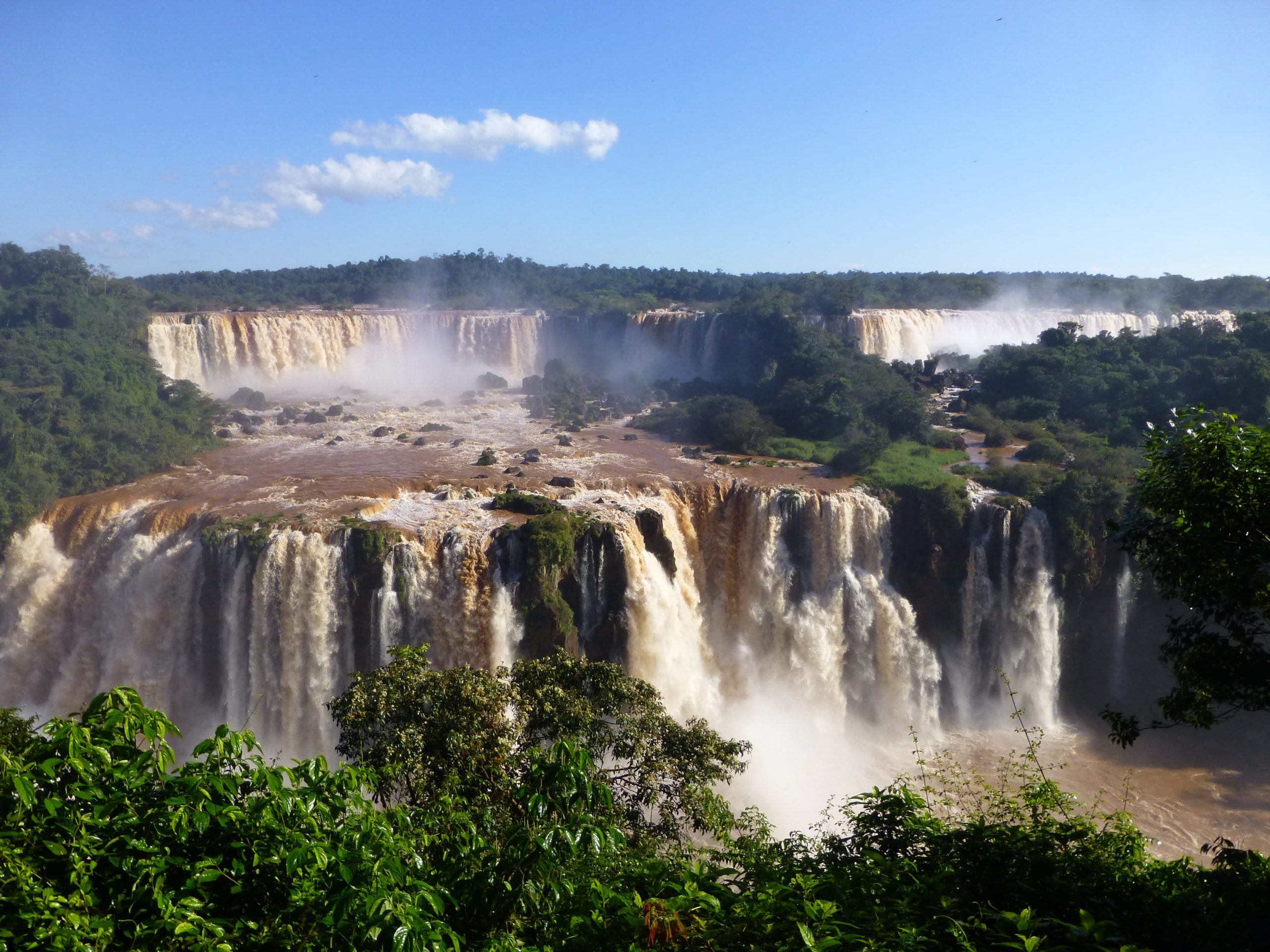 Iguazu Falls – Brazil