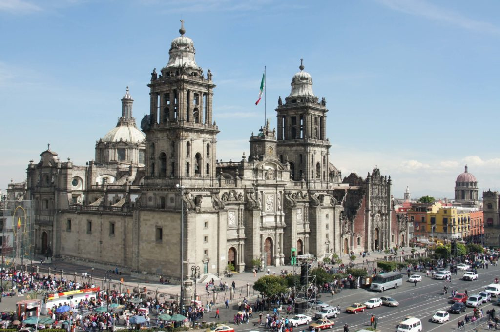 Mexico City – Mexico