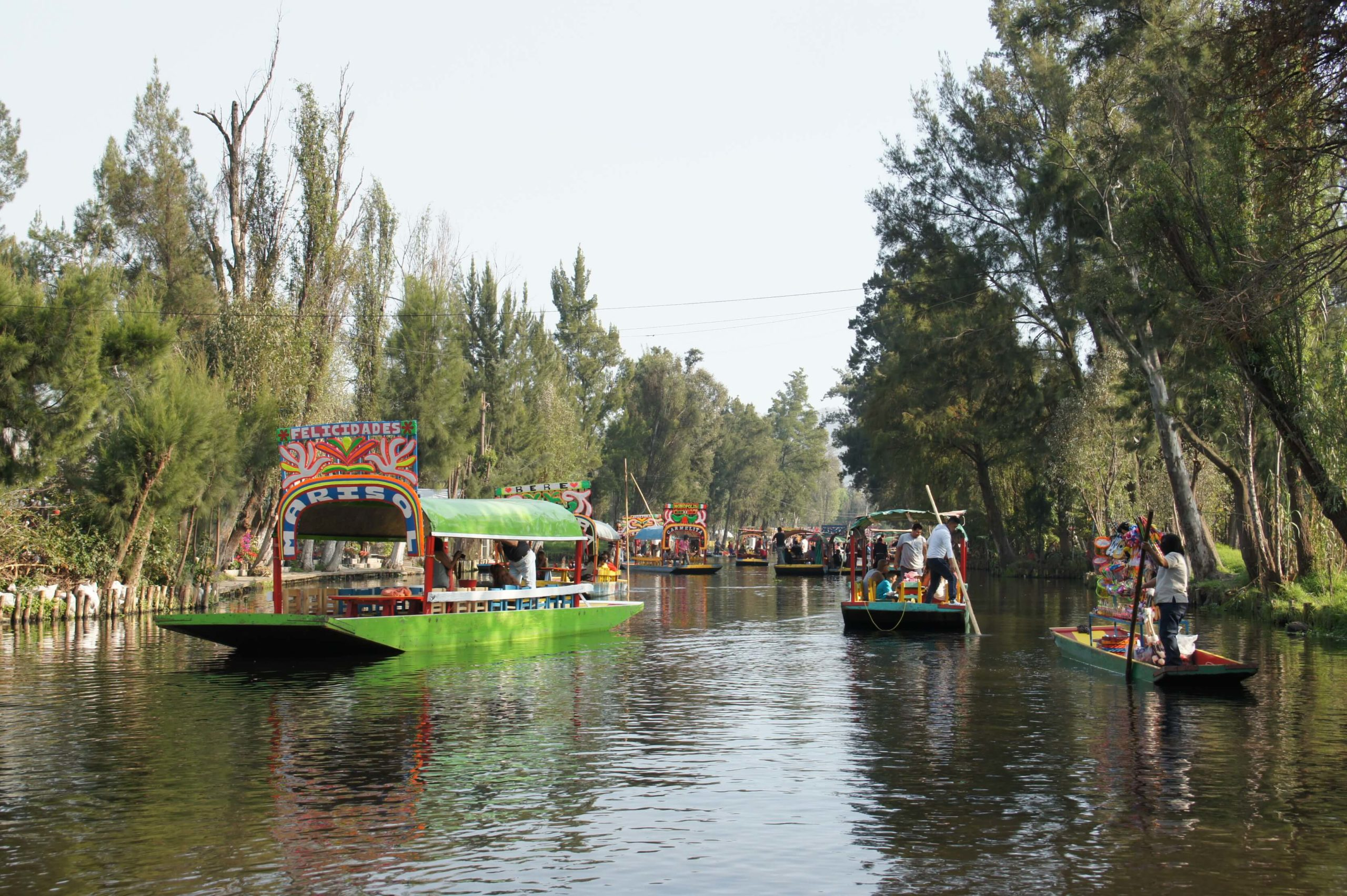 You are currently viewing Xochimilco – Mexico