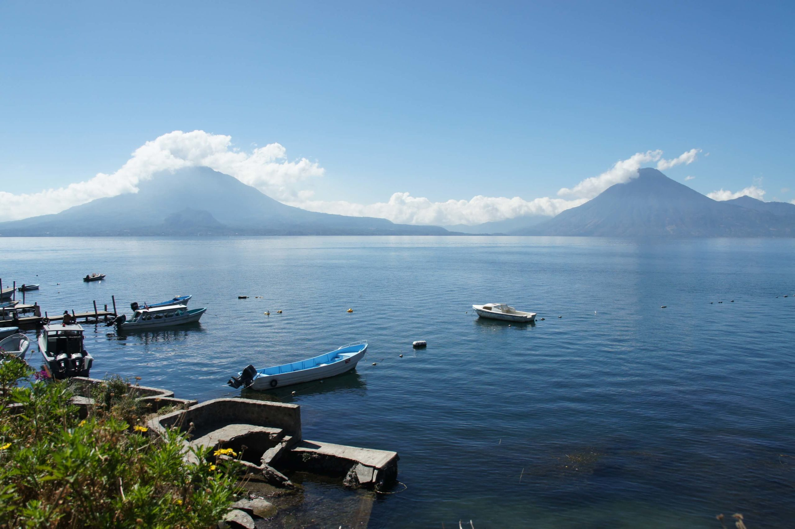 Panajachel and Lake Atitlan – Guatemala