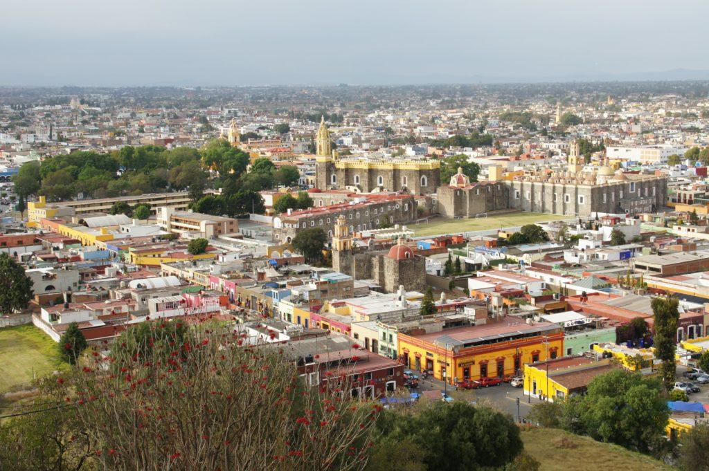 Puebla and Cholula – Mexico