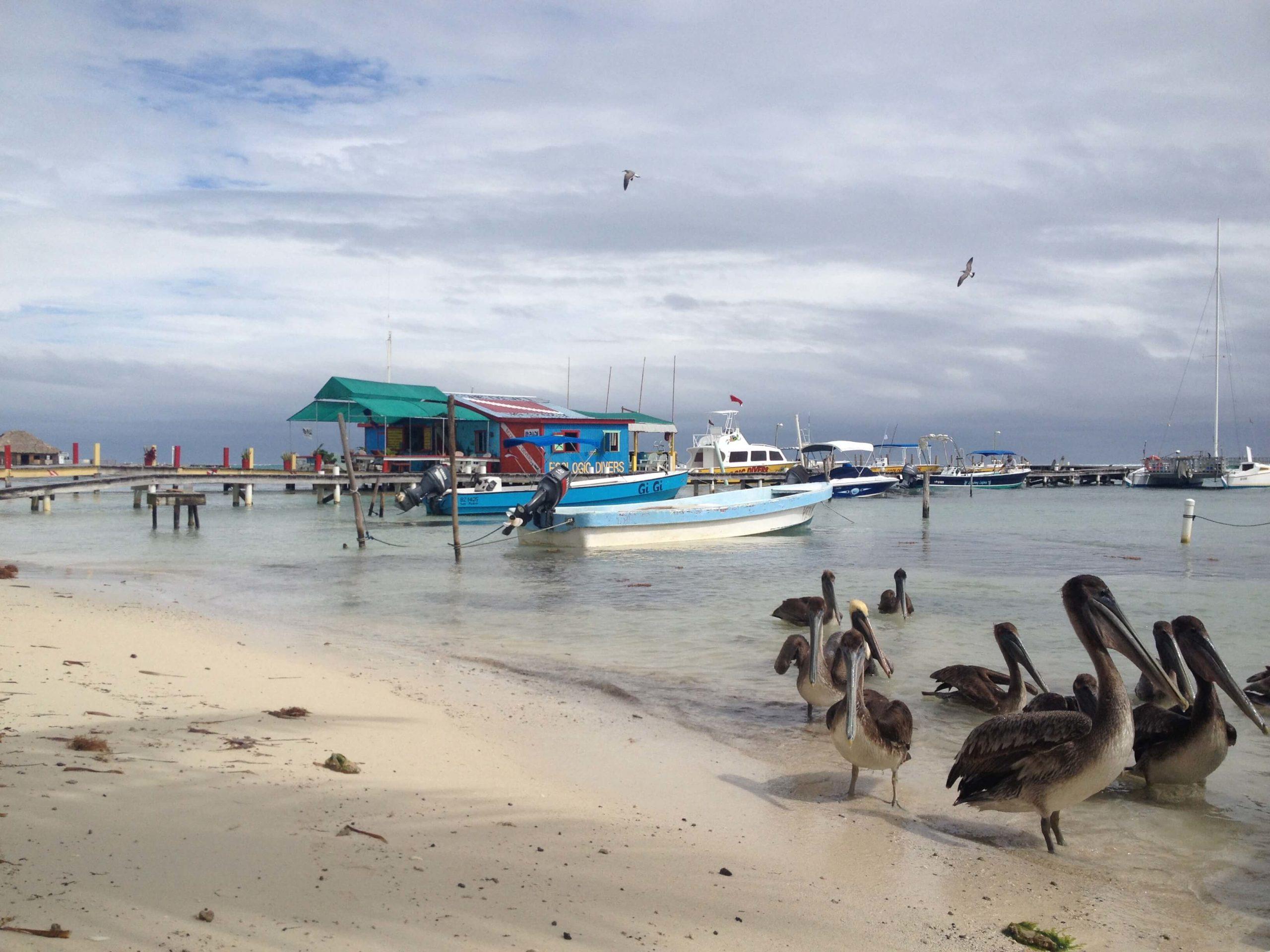 San Pedro Island – Belize