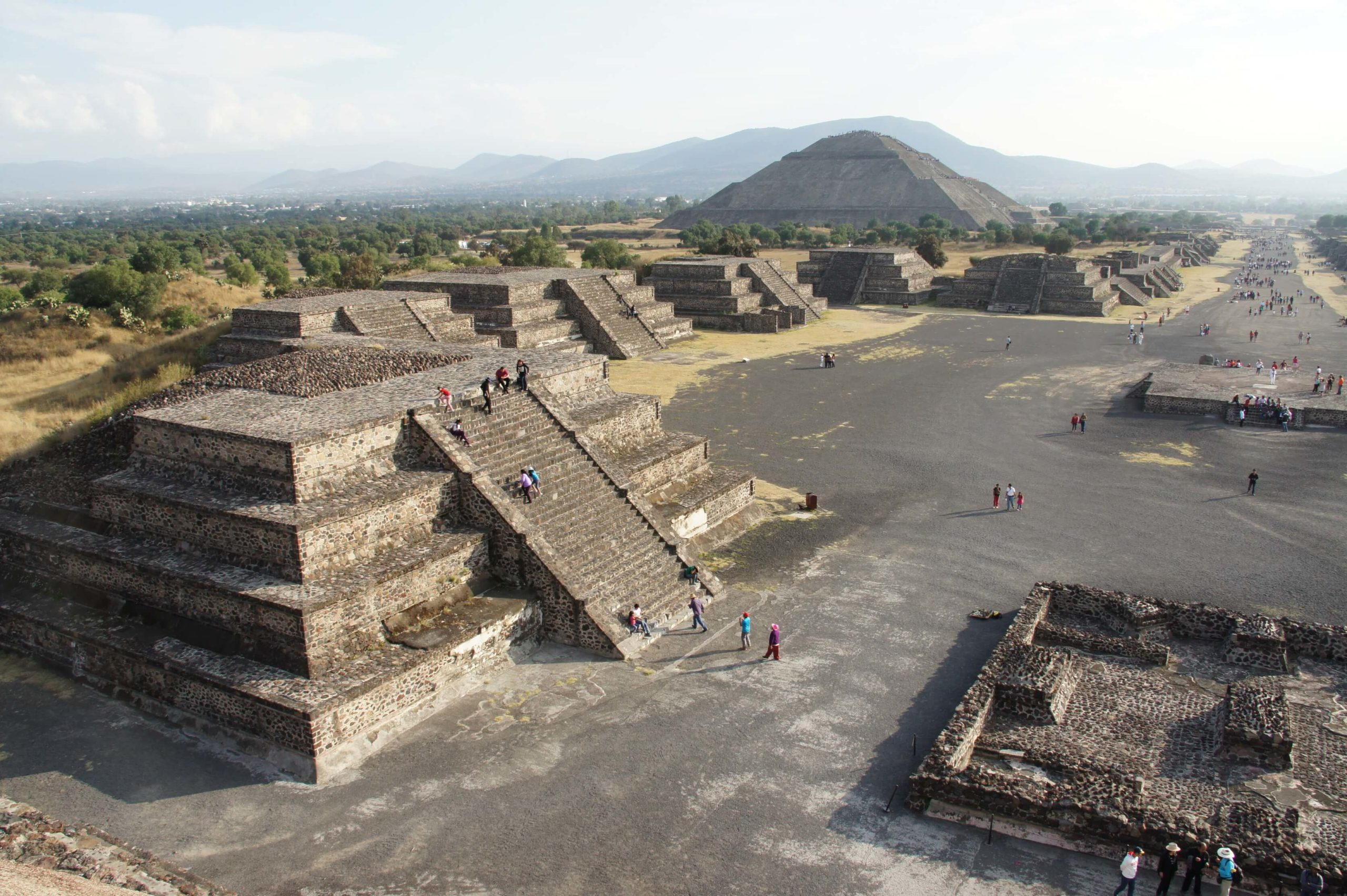Teotihuacan – Mexico
