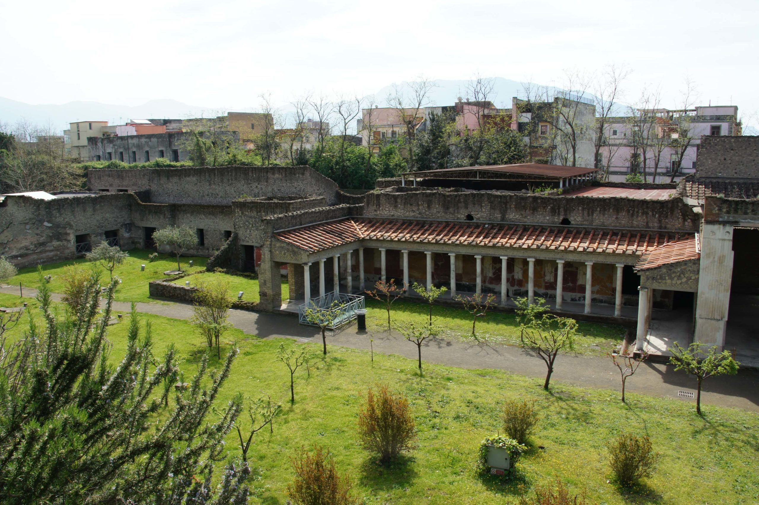 Stabiae and Oplontis – Italy