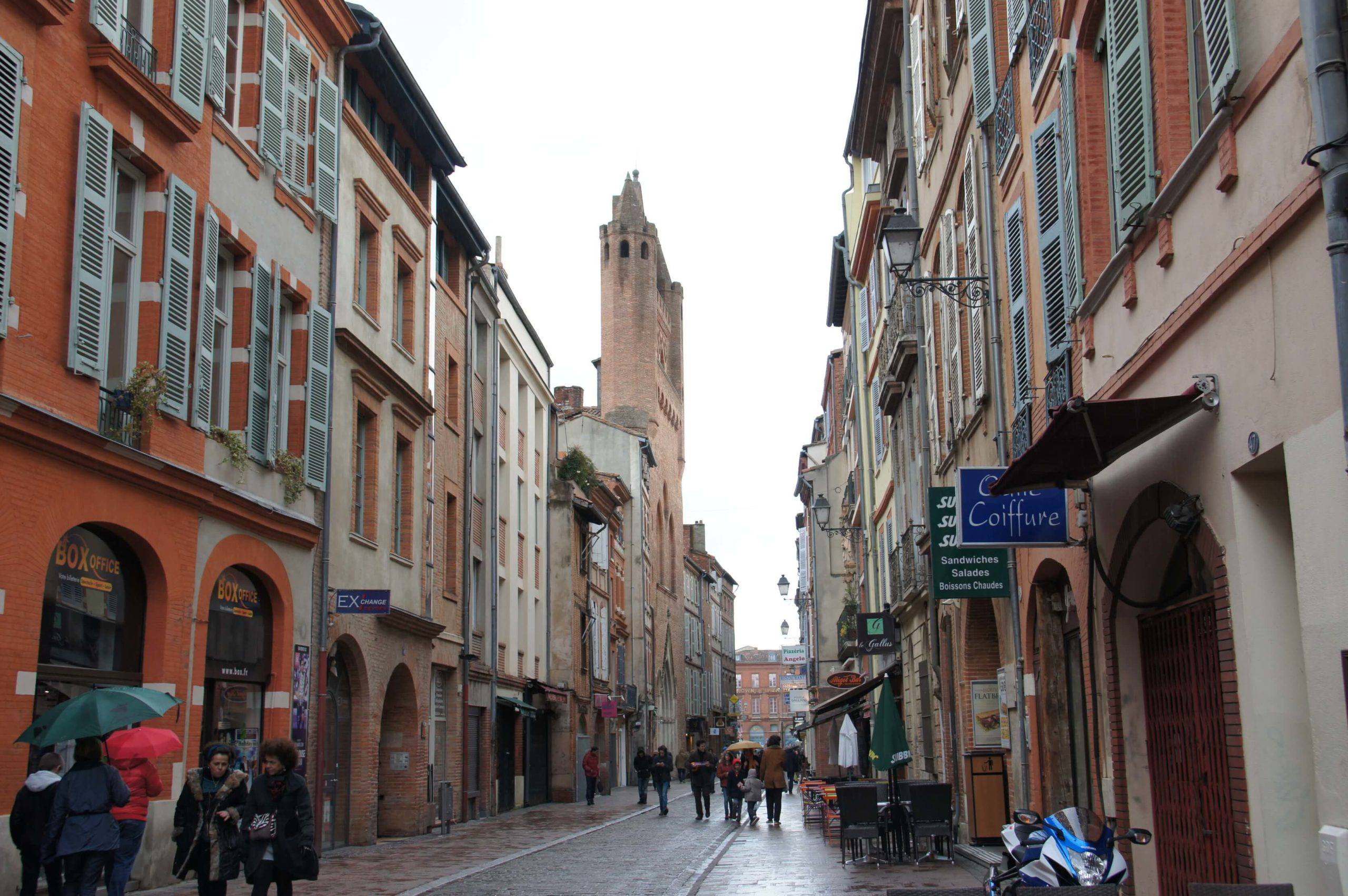 You are currently viewing Toulouse – France