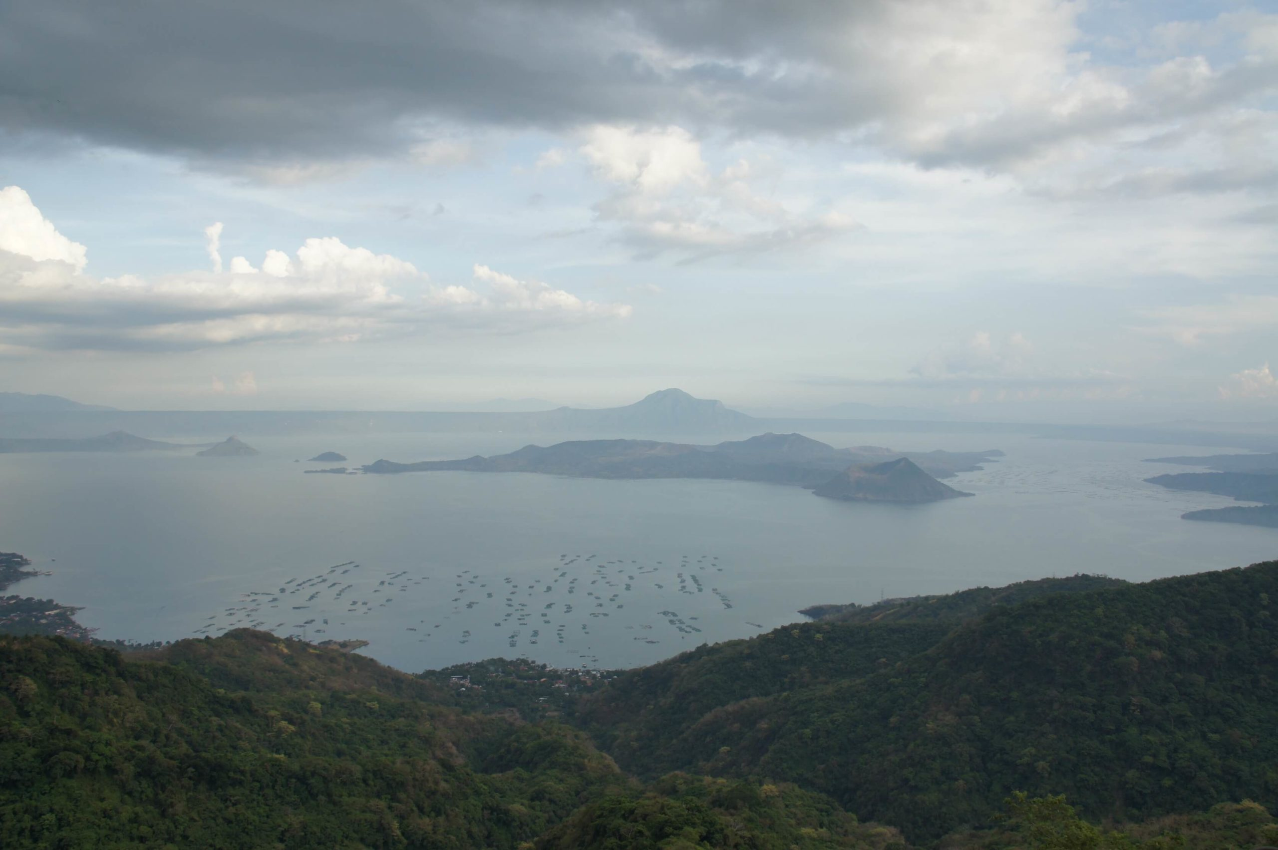Taal Volcano – Philippines