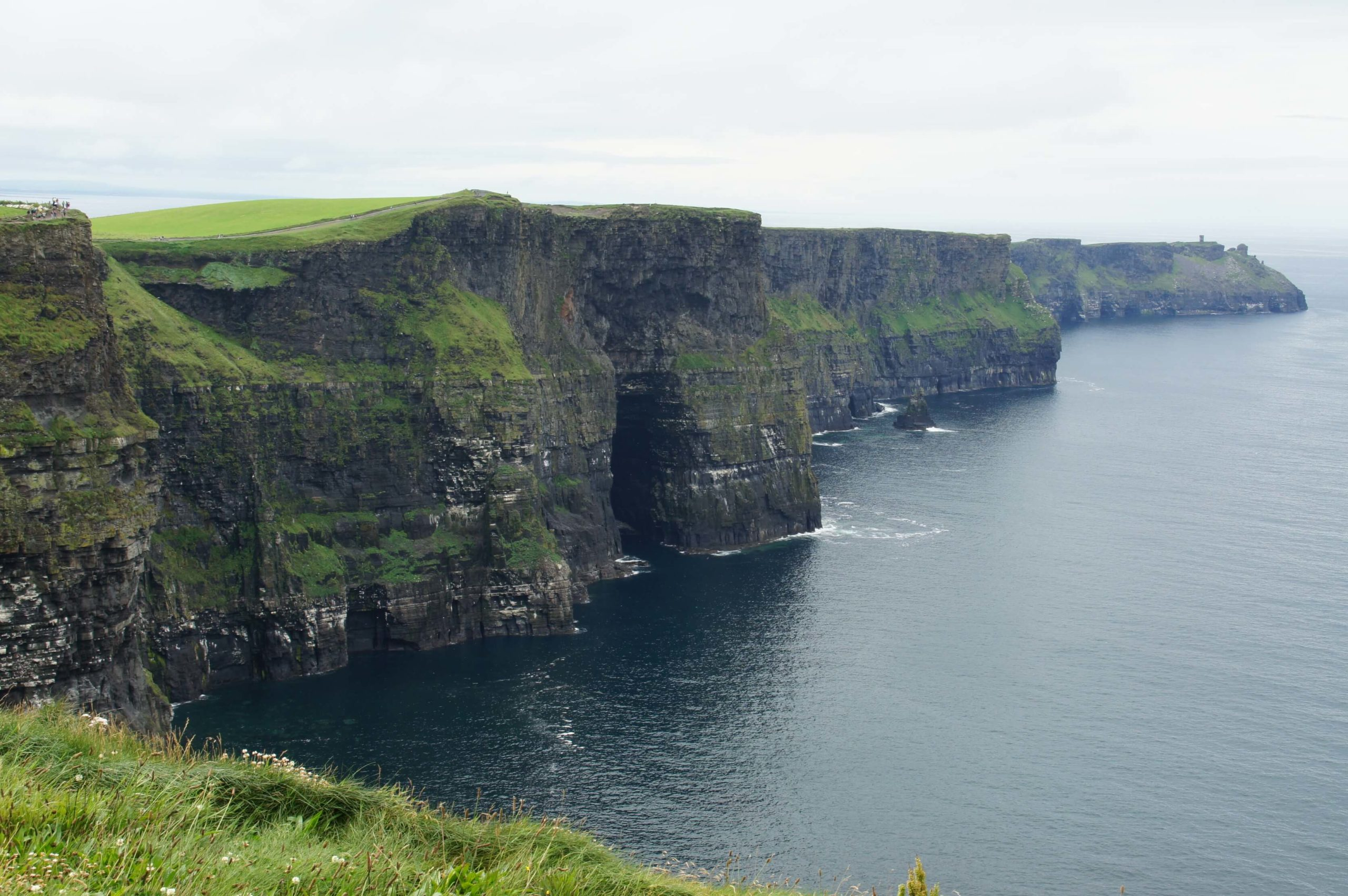 Shannon and the Cliffs of Moher – Ireland