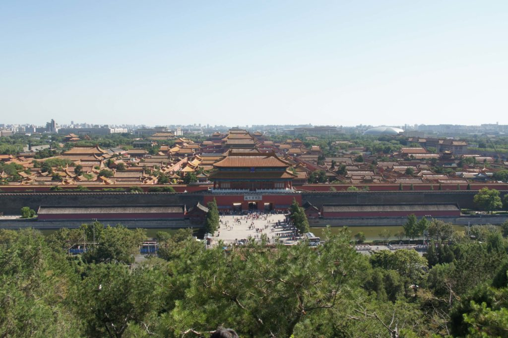 Beijing and the Great Wall – China