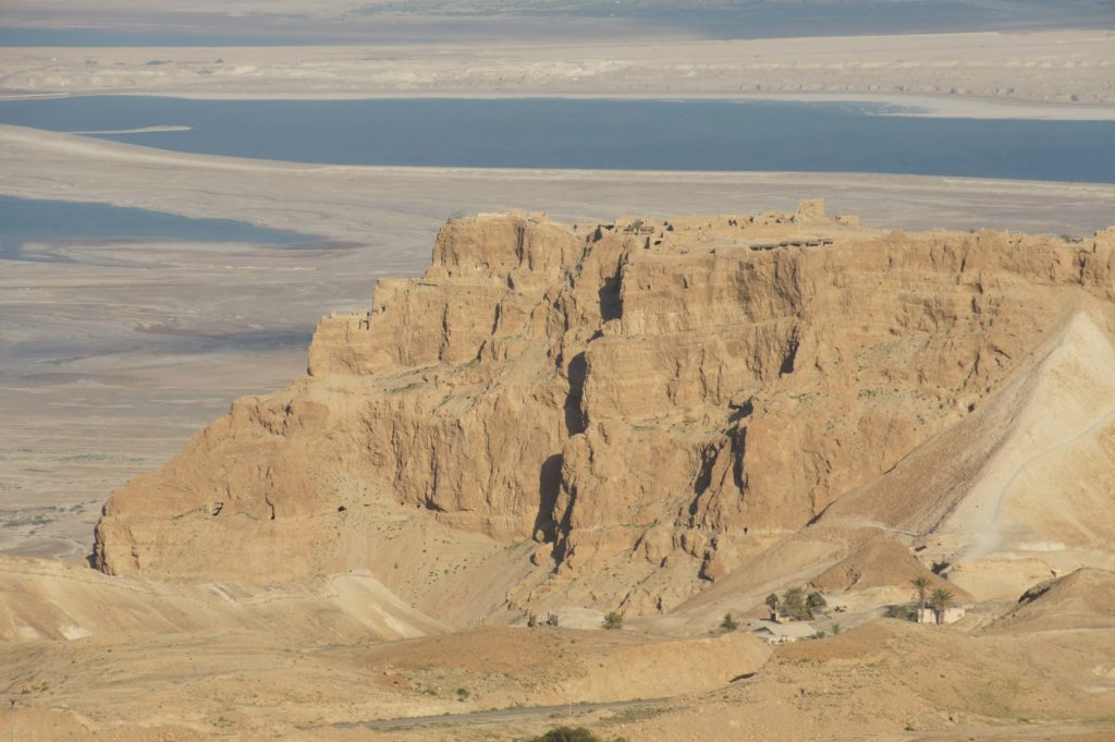 Masada and the Desert of Judea – Israel