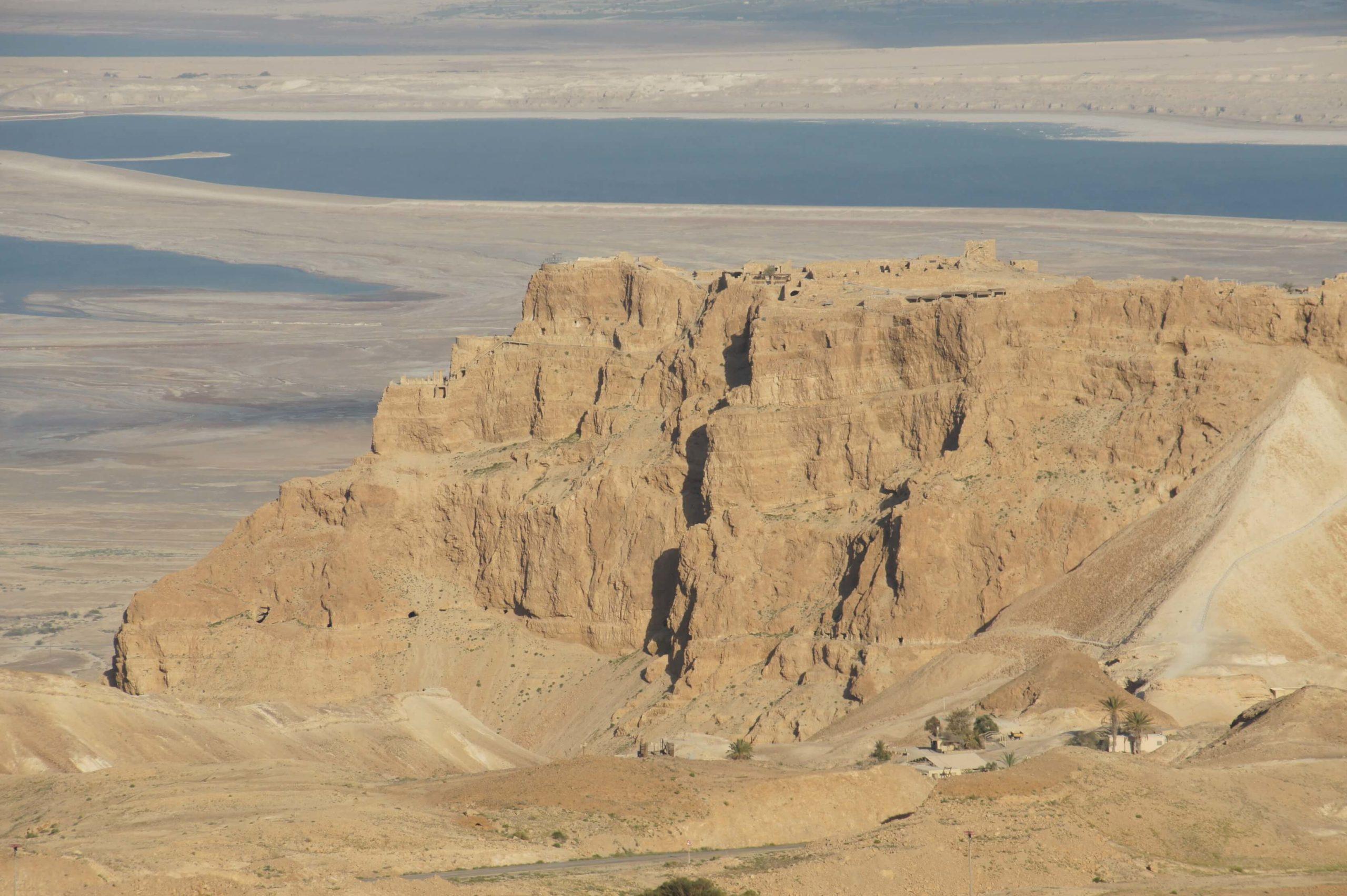 Masada and the Desert of Judea – Israel