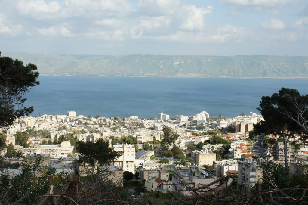 Tiberias and the Sea of Galilee – Israel