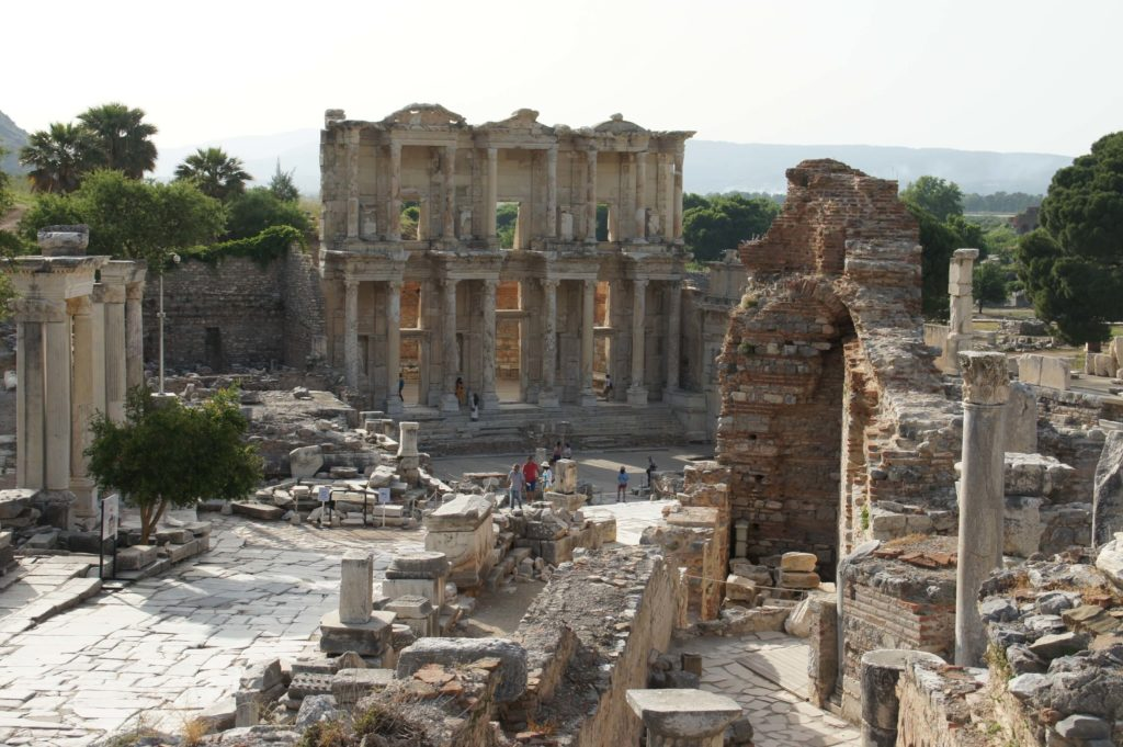 Ephesus -Turkey