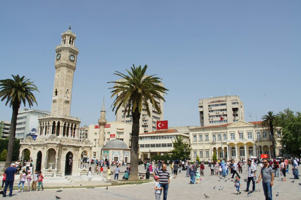 Izmir – Turkey