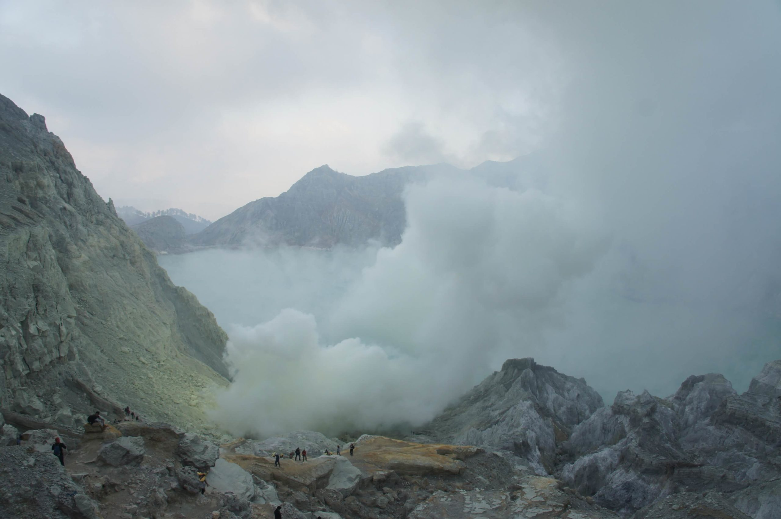 Mount Ijen – Indonesia
