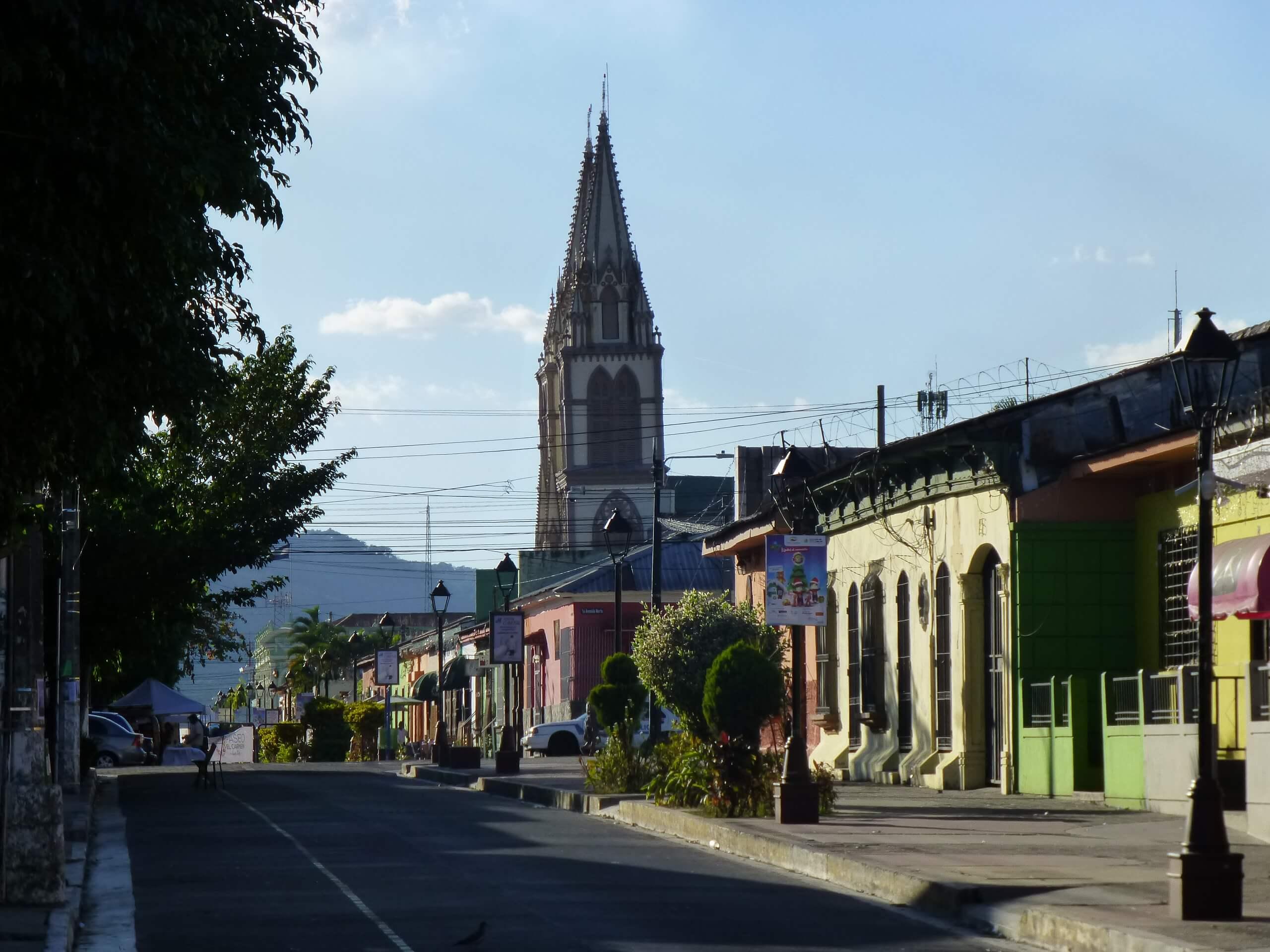 San Salvador – El Salvador