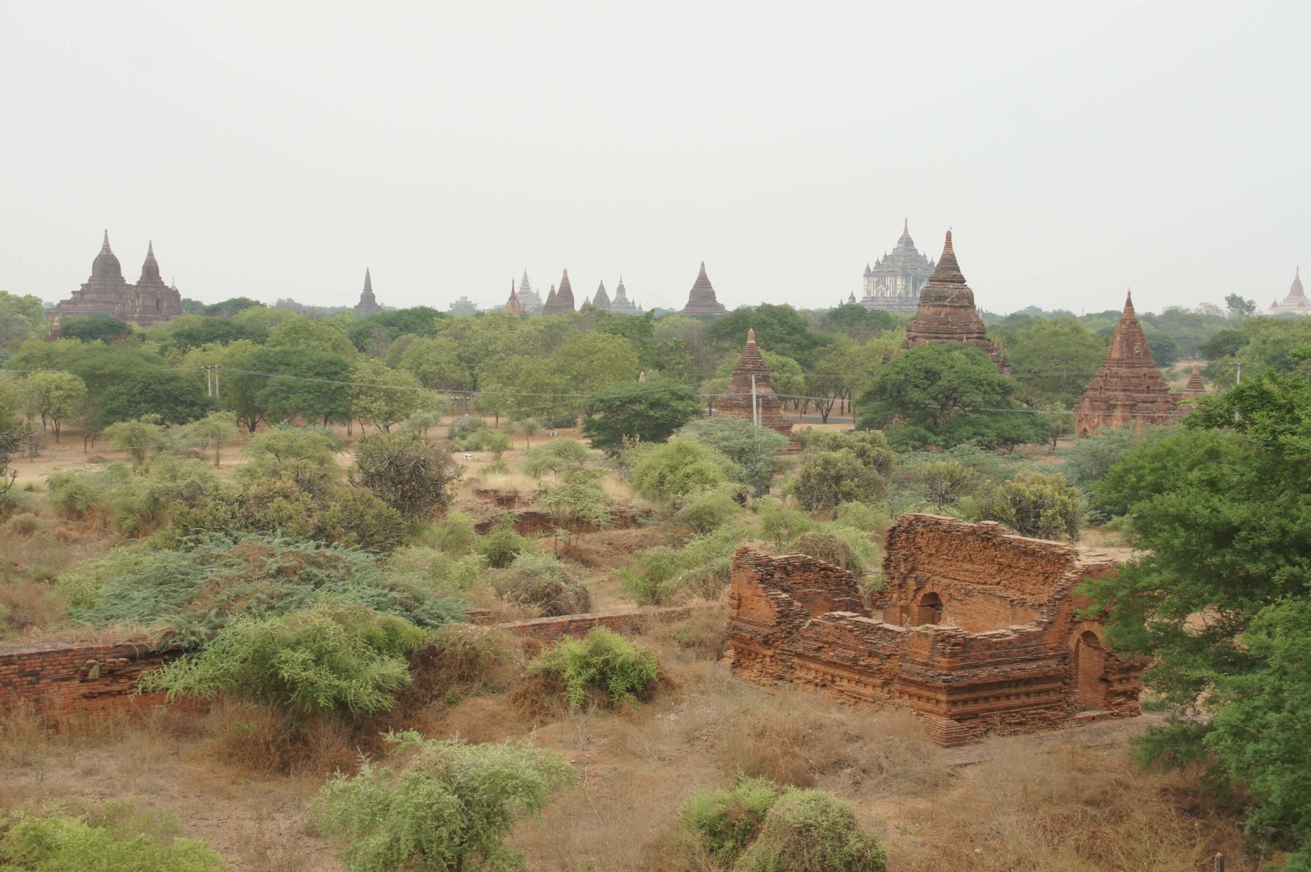 Bagan and Mount Popa – Myanmar