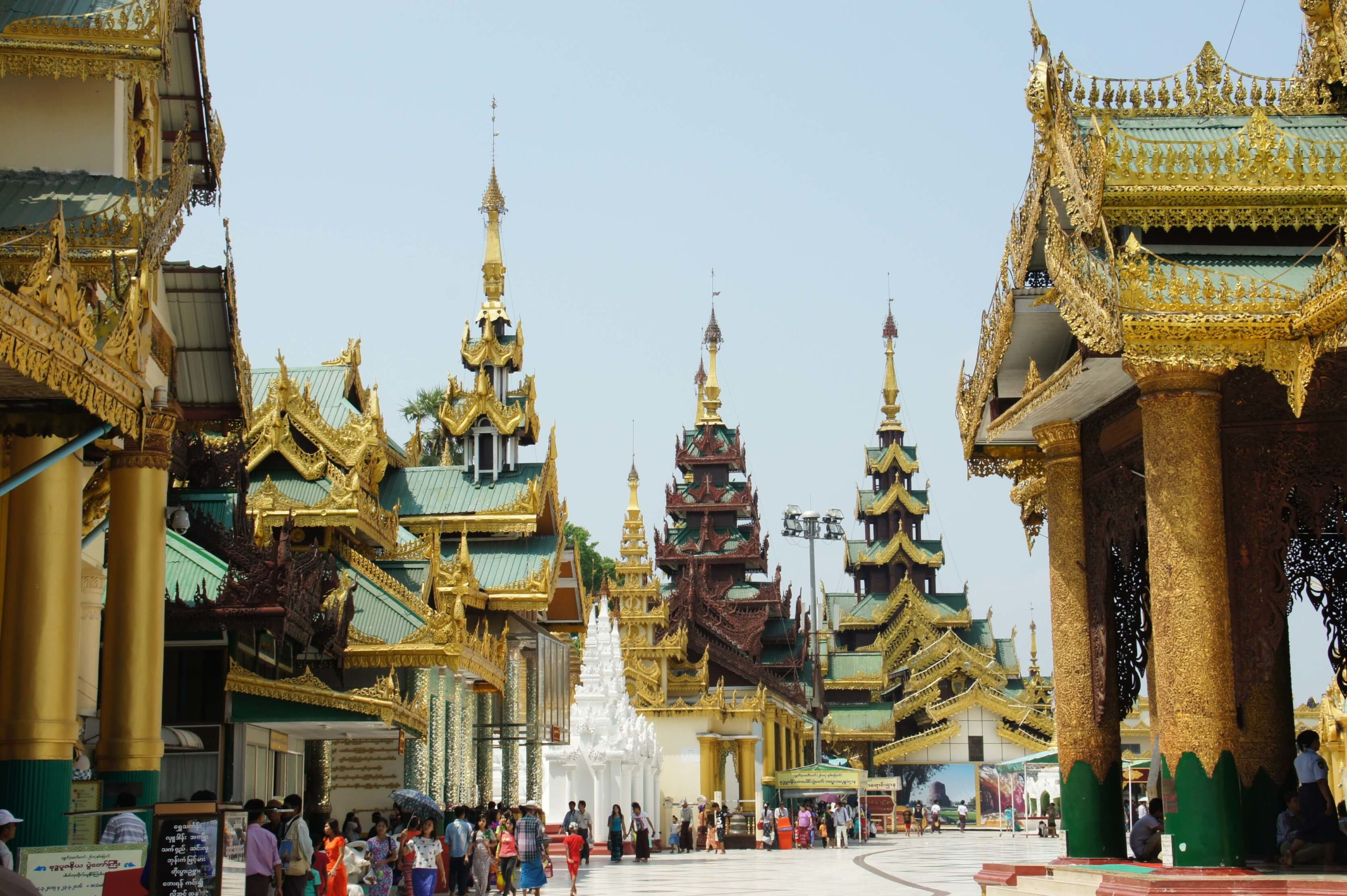 You are currently viewing Yangon – Myanmar