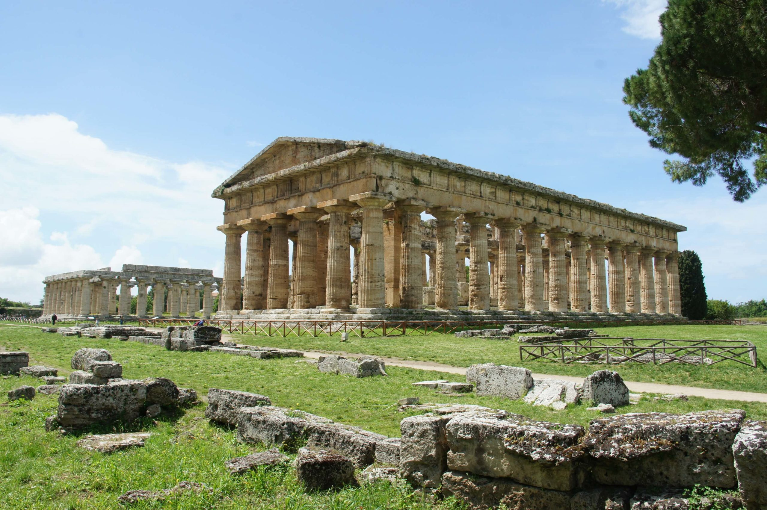 Paestum, Velia and Padula – Italy