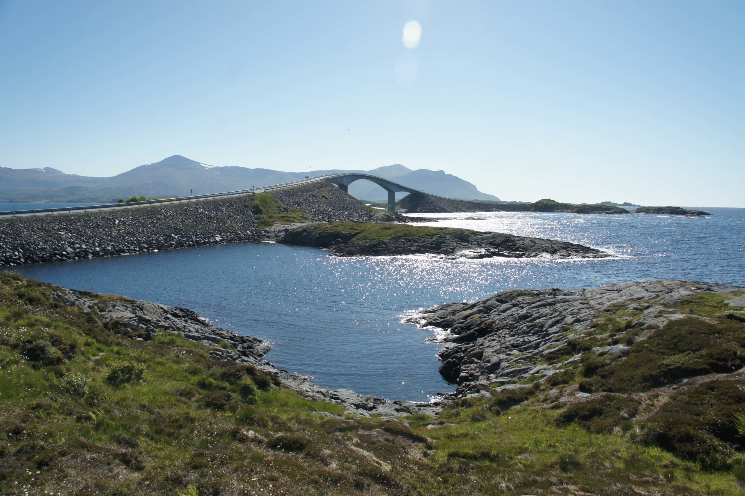 Kristiansund and the Atlantic Road – Norway
