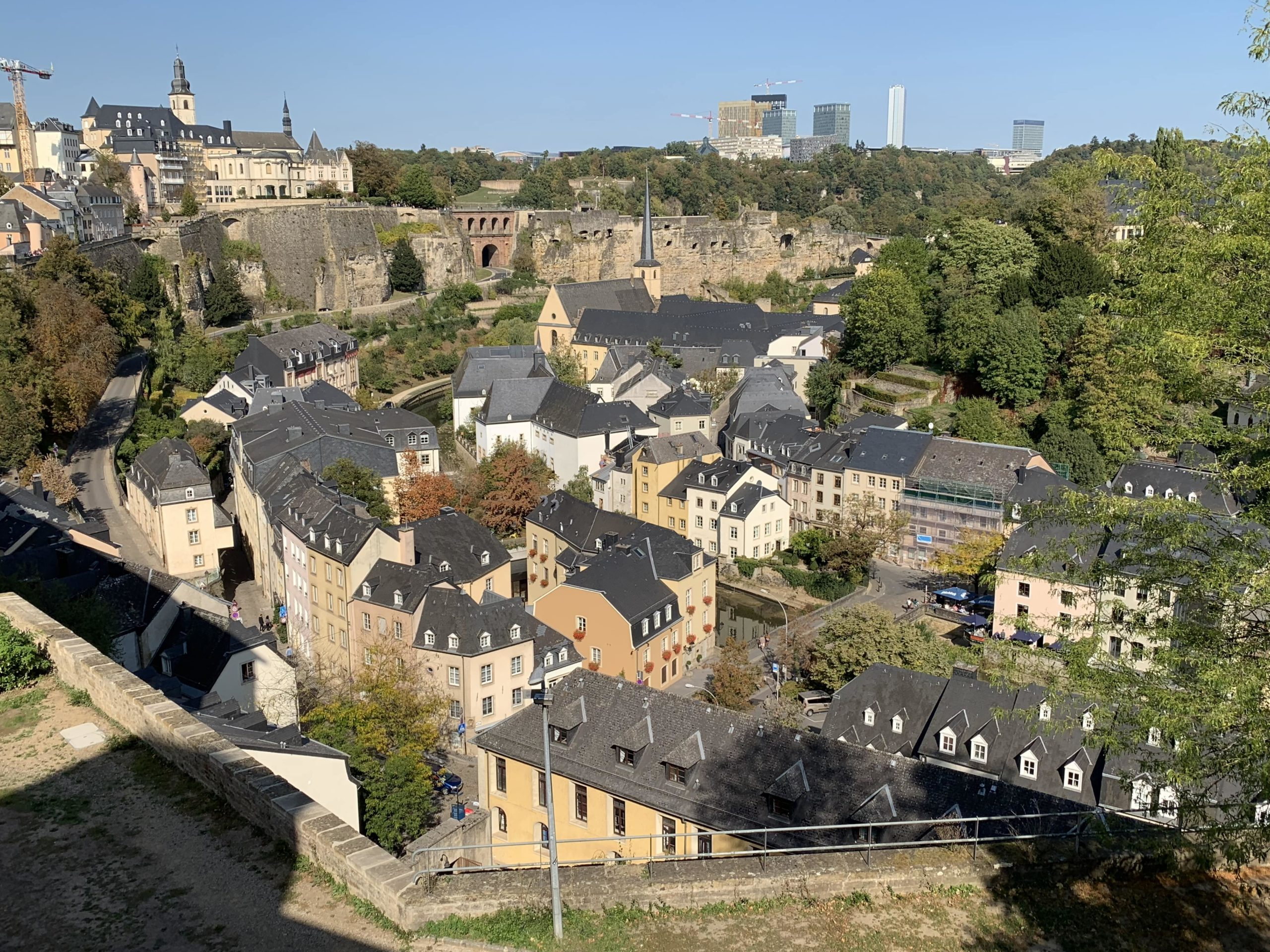 Luxembourg City – Luxembourg