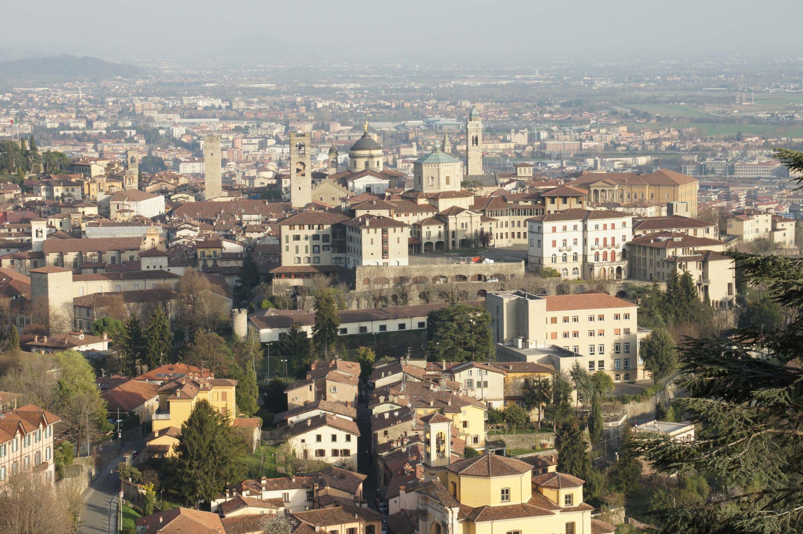 Bergamo and Crespi dAdda – Italy