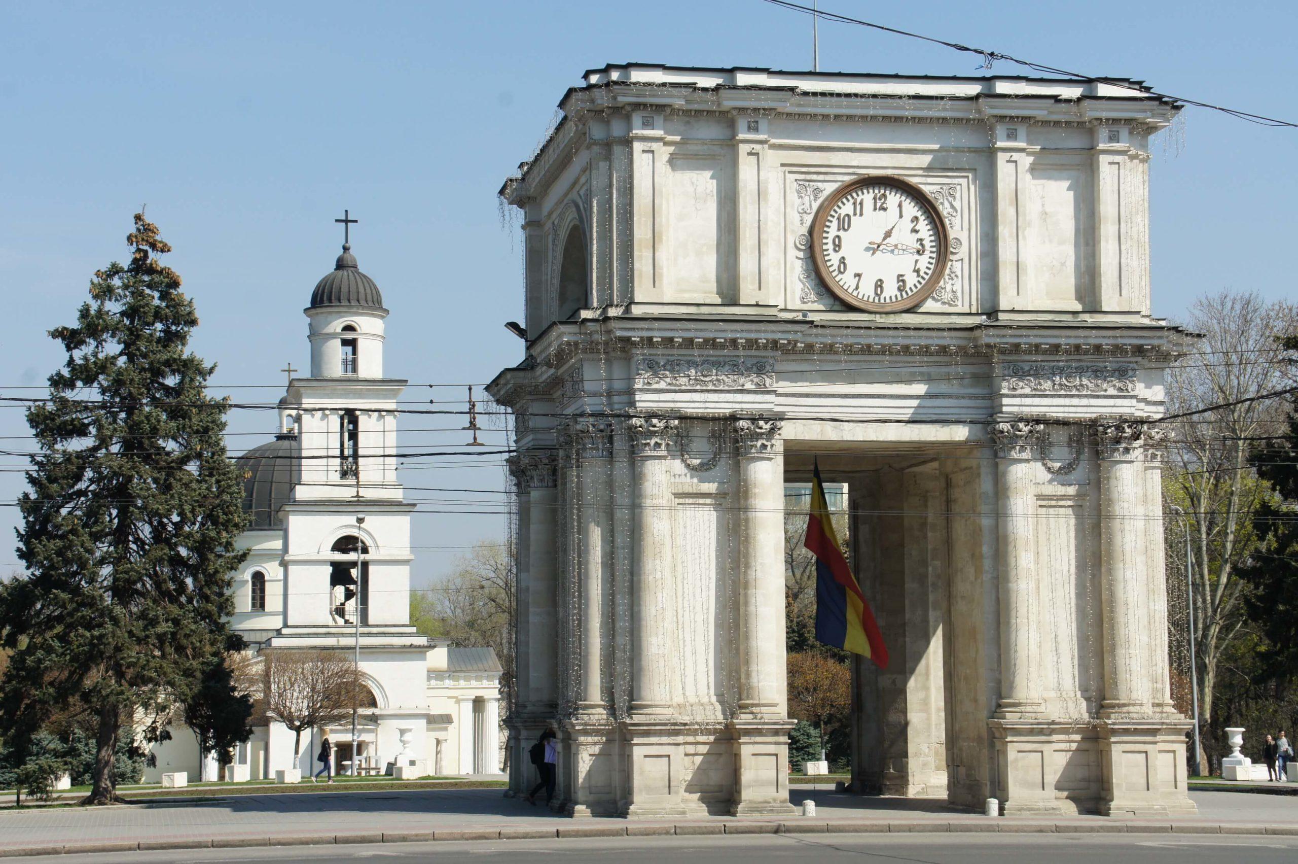 Chisinau and Tipova – Moldova