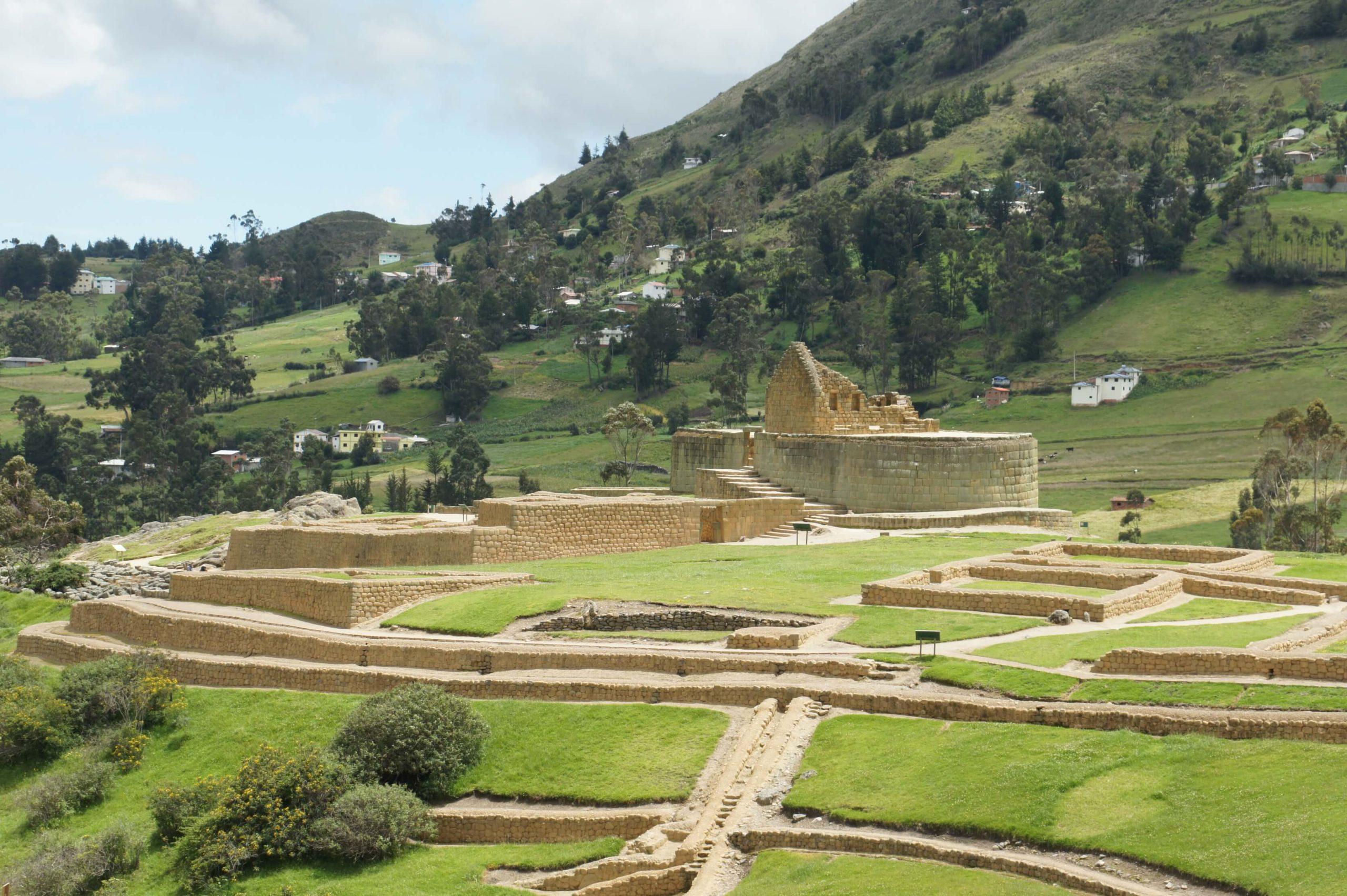 Ingapirca – Ecuador