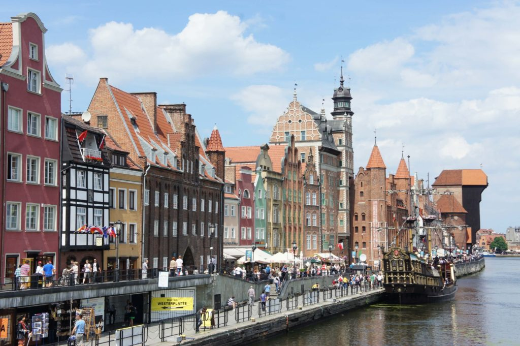 Gdansk, Sopot and Gdynia – Poland