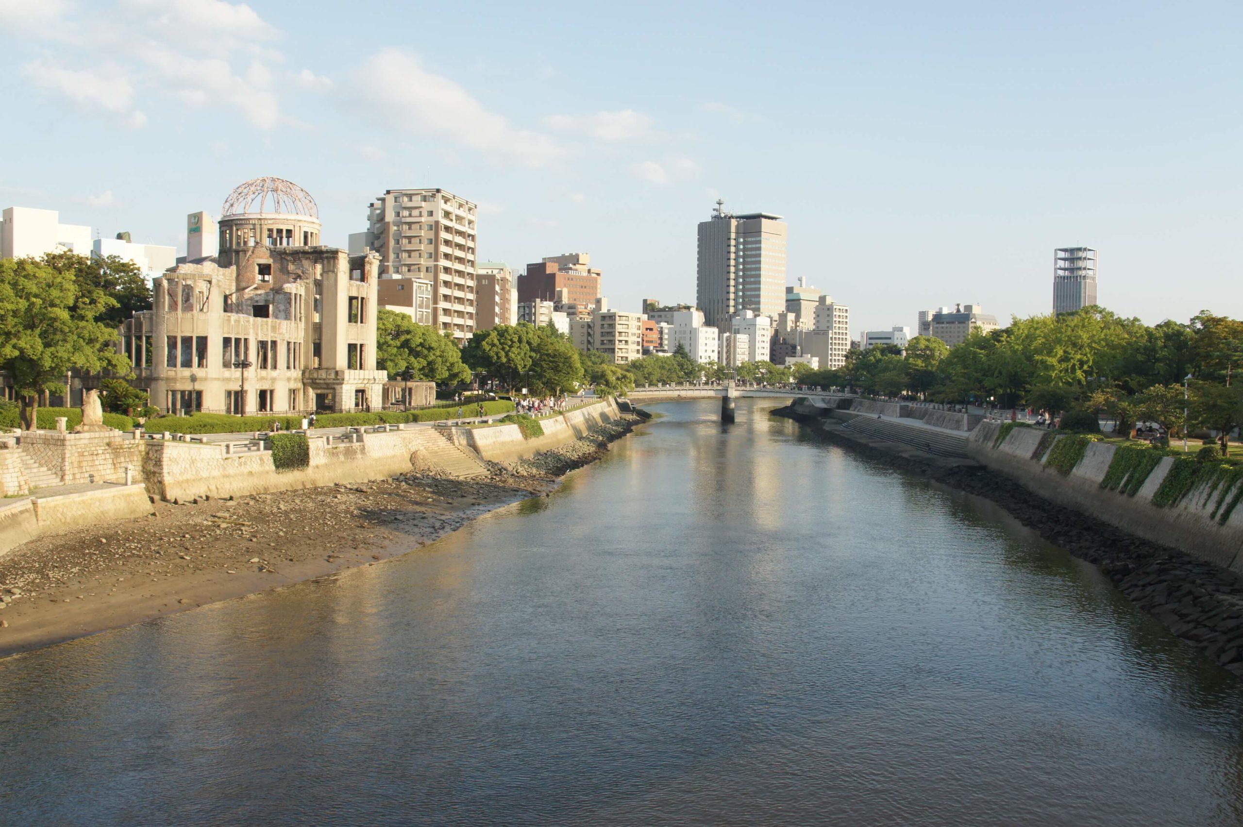 Hiroshima and Itsukushima – Japan