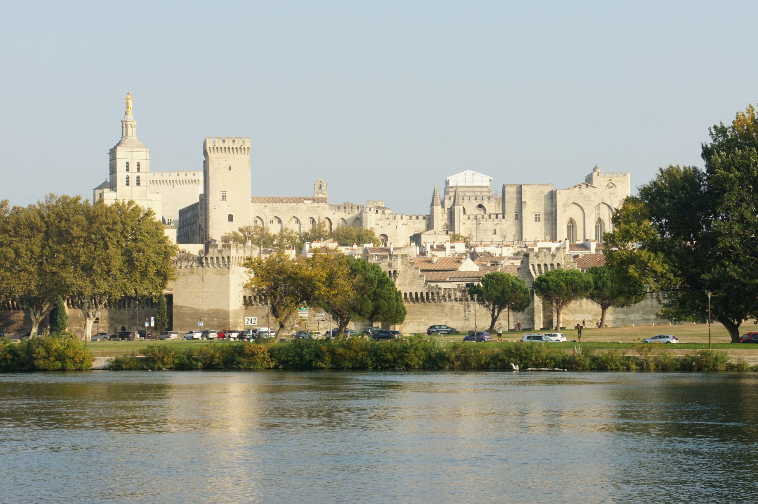 Avignon and Orange – France
