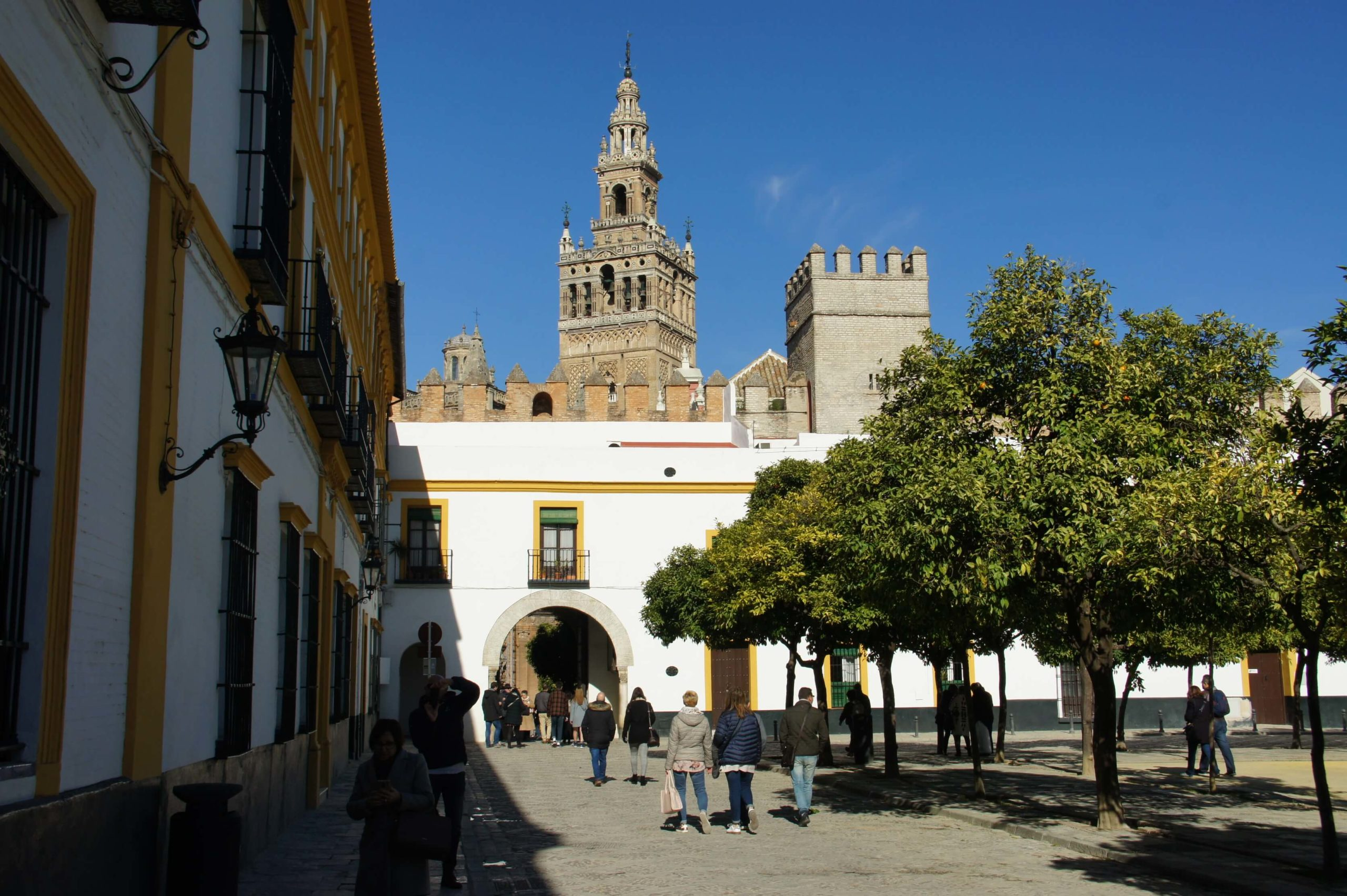 You are currently viewing Seville – Spain