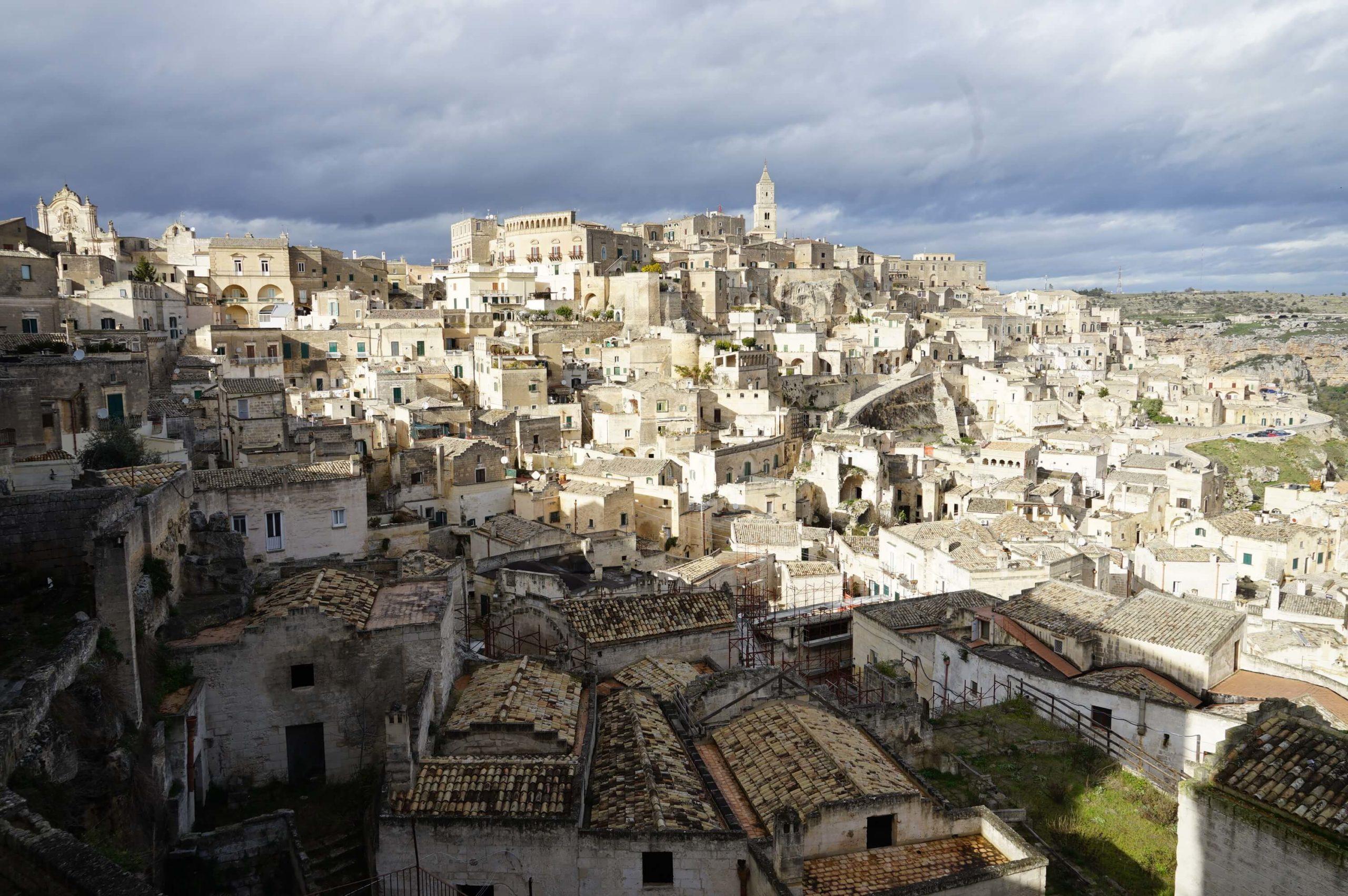 Matera, Alberobello and Fasano – Italy
