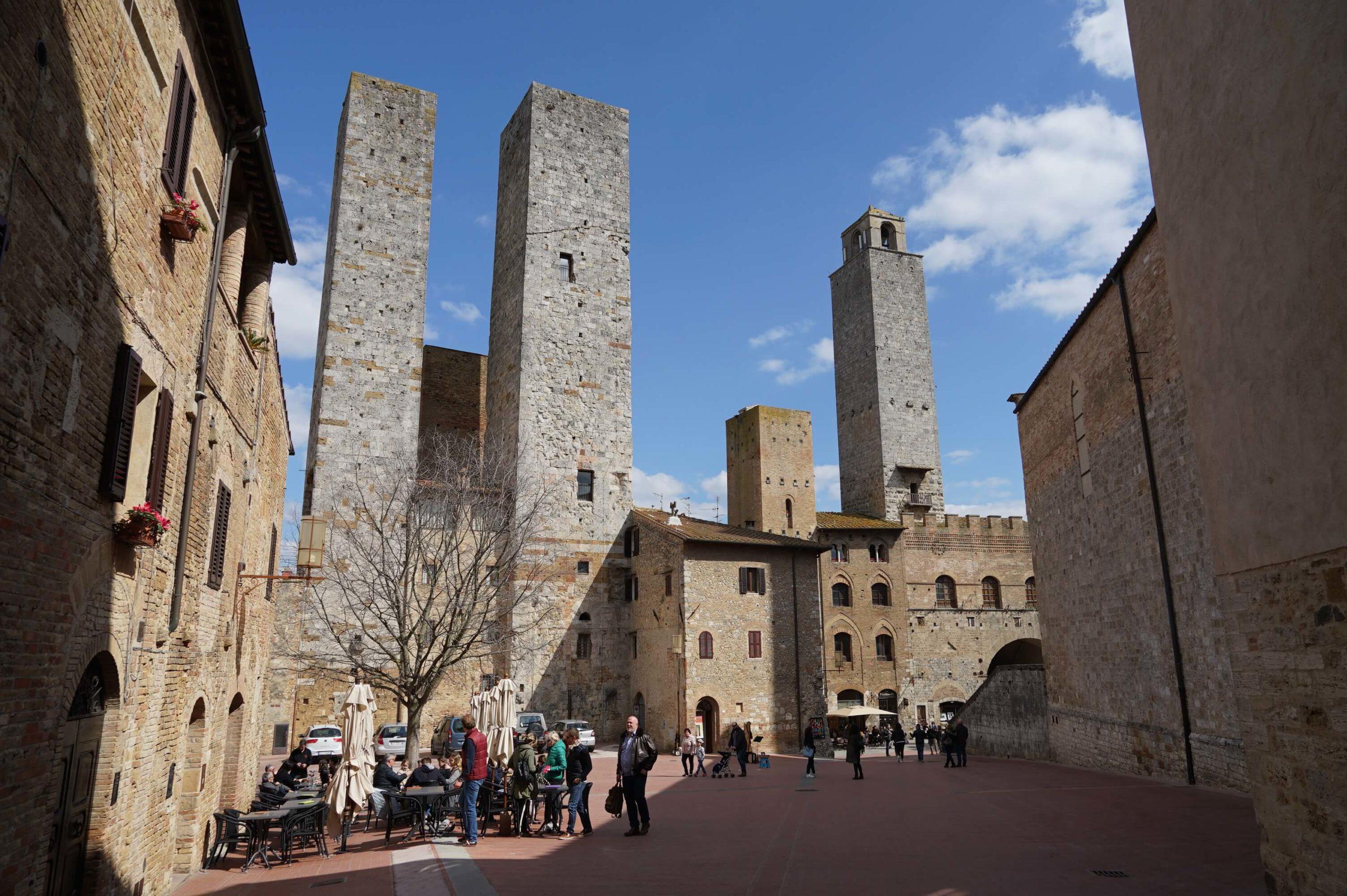 San Gimignano – Italy