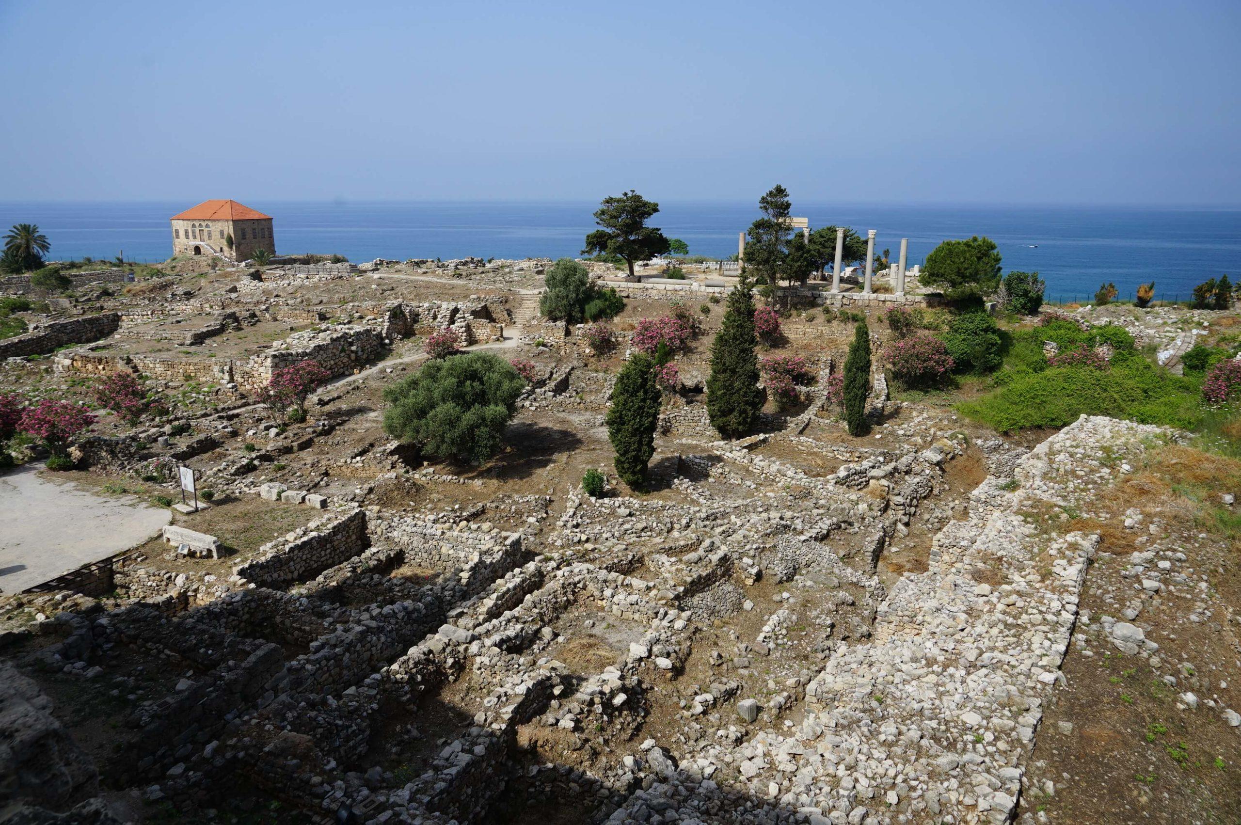Byblos, Jeita and Harissa – Lebanon