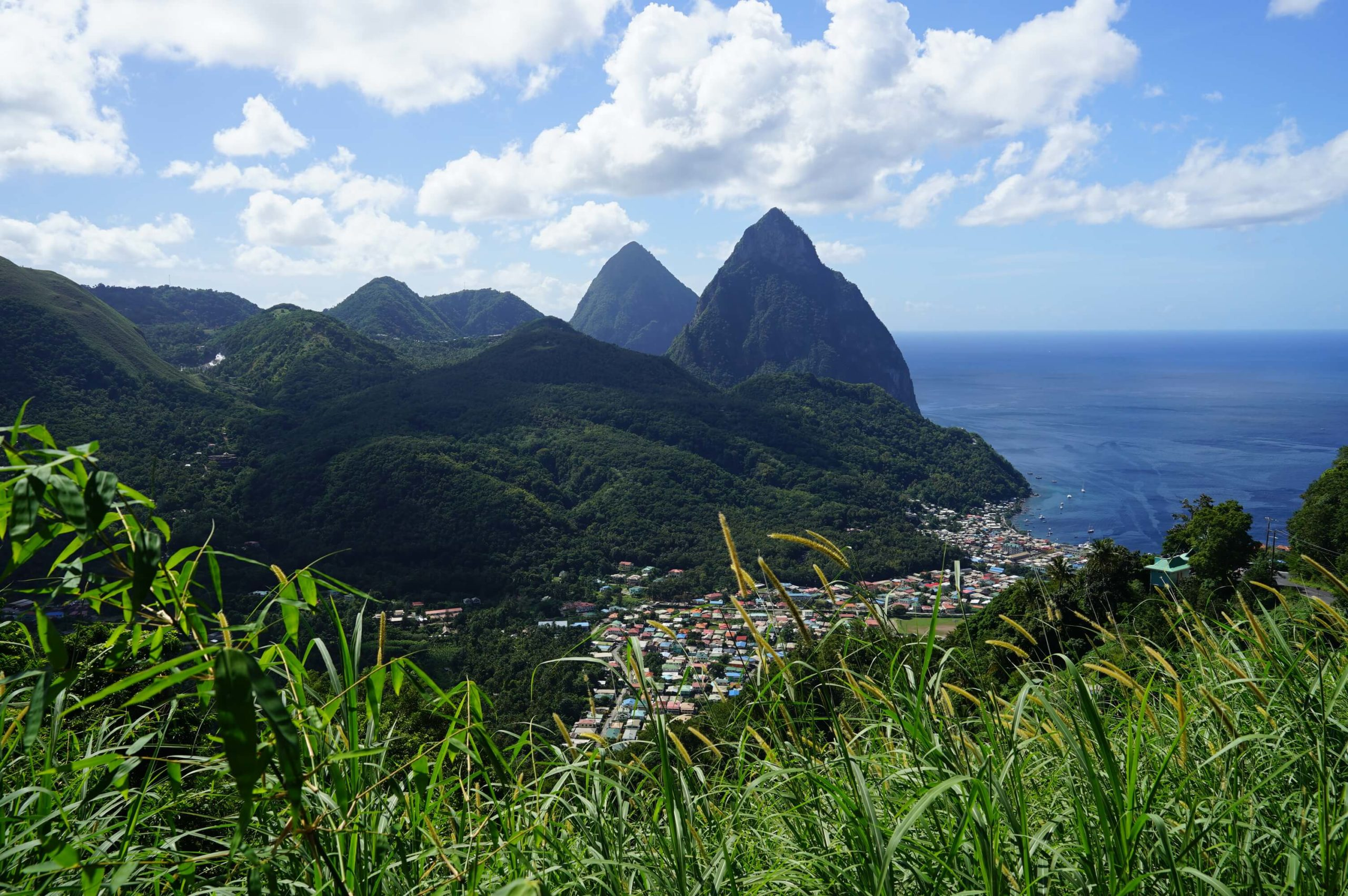 You are currently viewing Saint Lucia