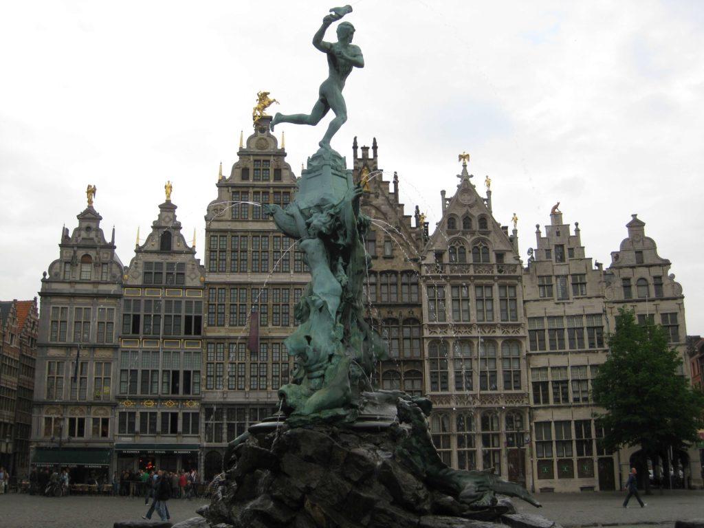 Antwerp – Belgium