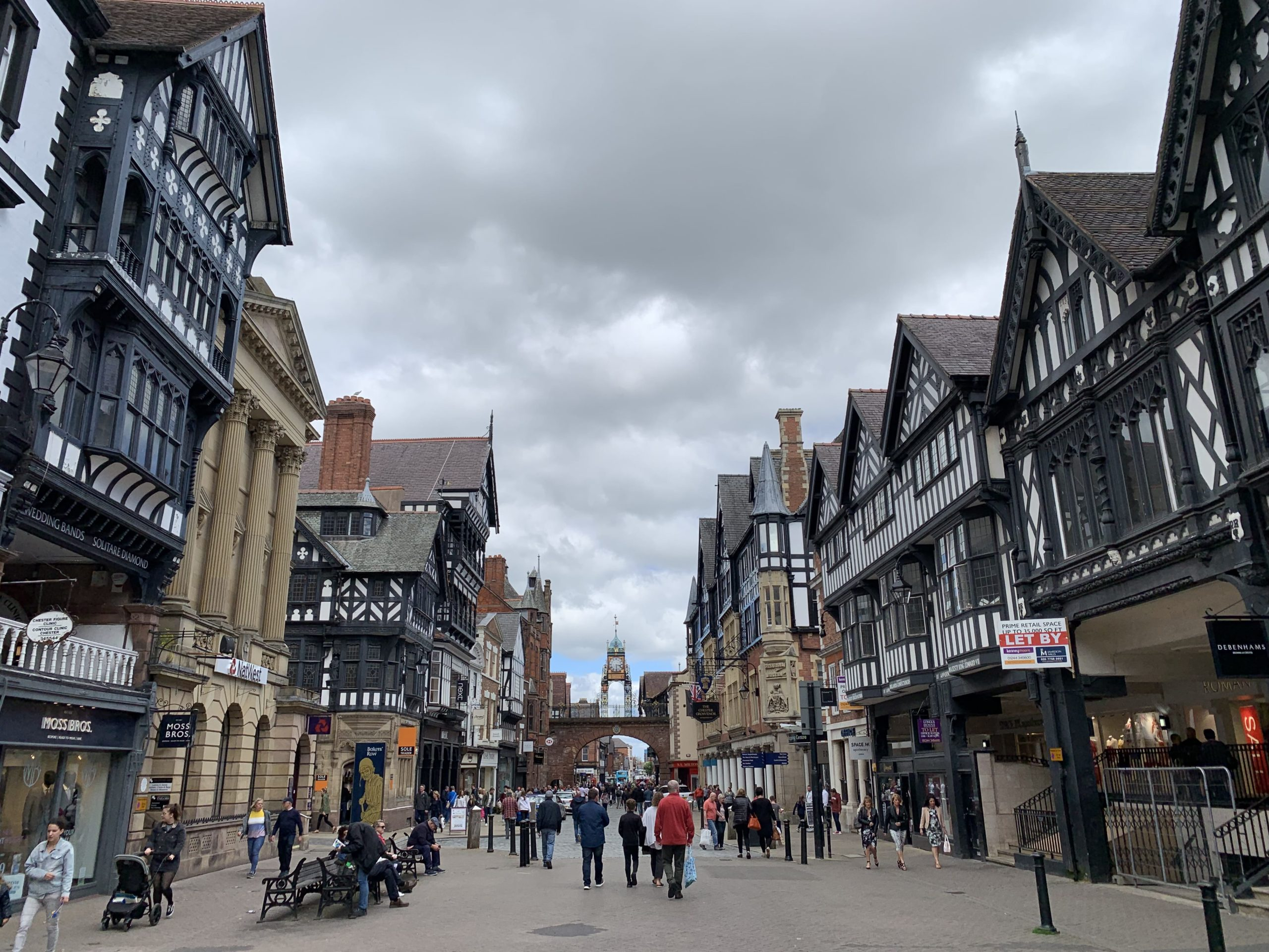 You are currently viewing Chester – United Kingdom