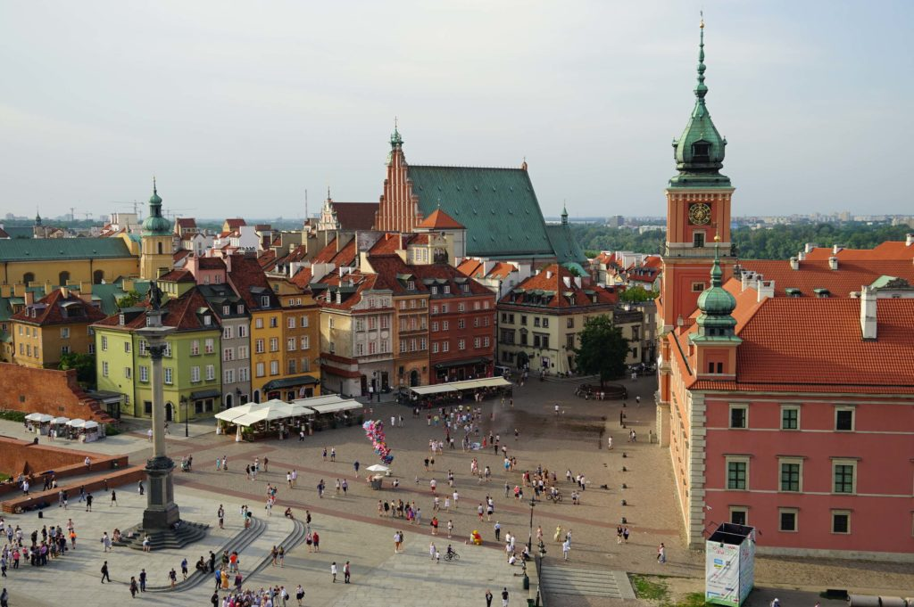 Warsaw – Poland