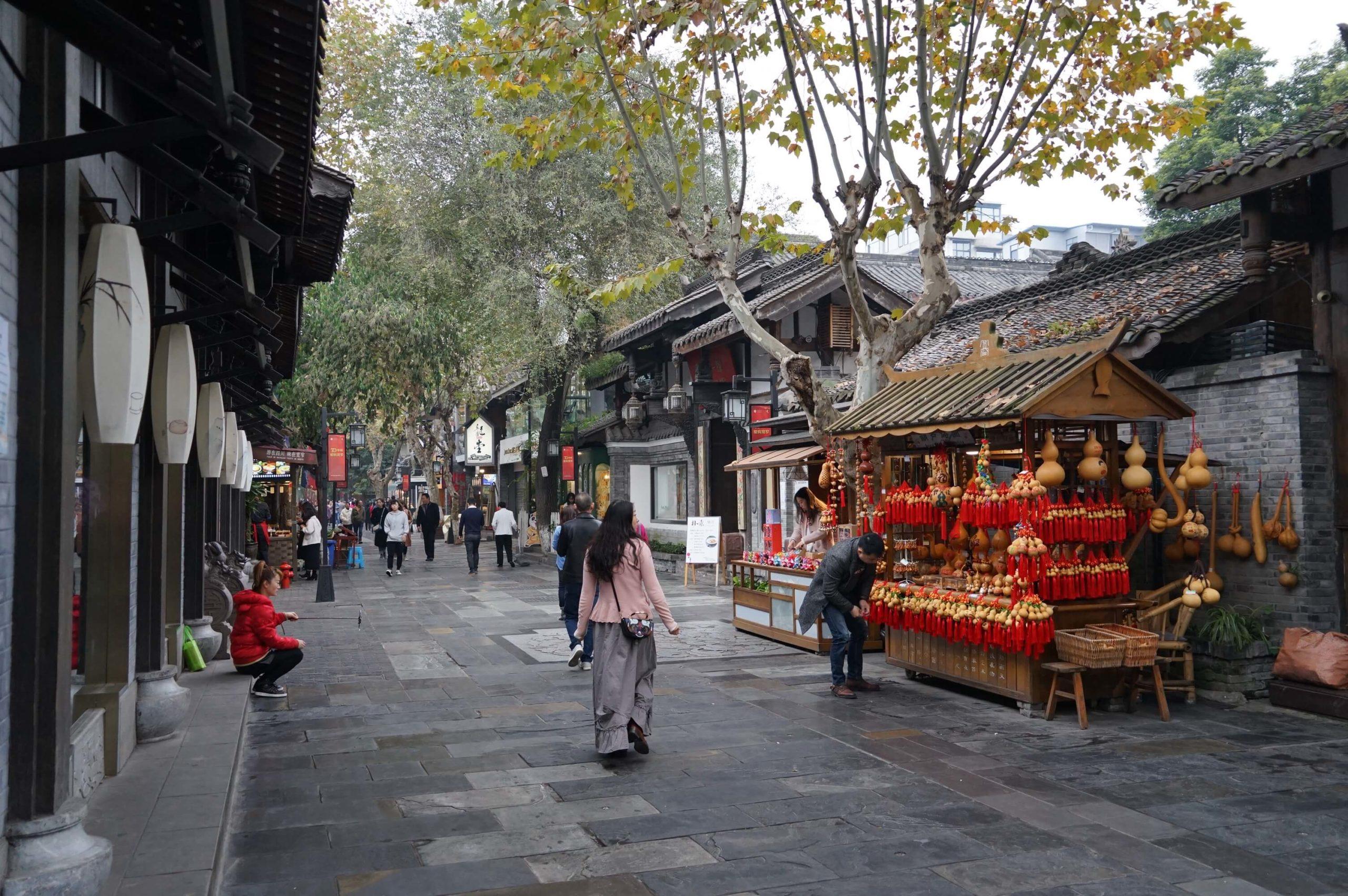 Chengdu – China