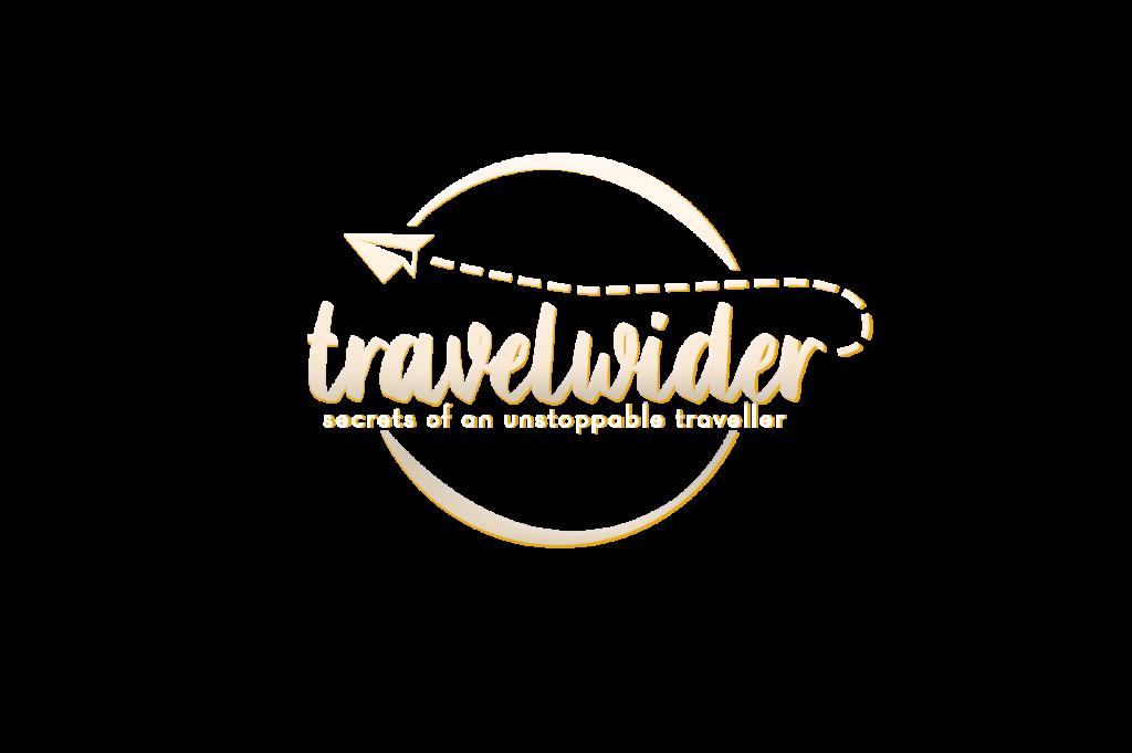 Travelwider Homepage Logo