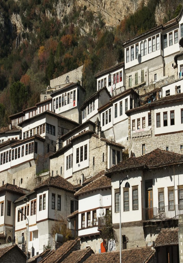 Berat Windows - Albania