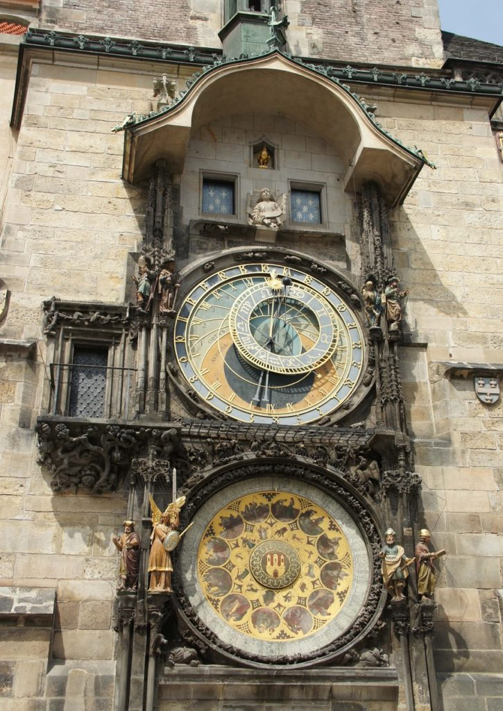 Prague Clock - Czech Republic