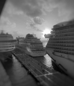 Caribbean Cruise - Sint Maarten Port